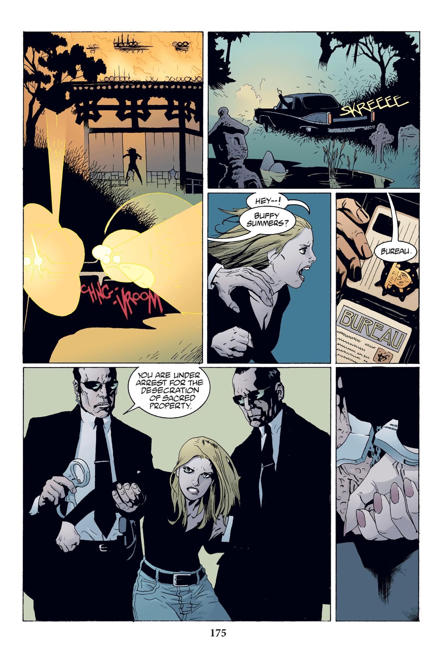 Read online Buffy the Vampire Slayer: Omnibus comic -  Issue # TPB 2 - 169