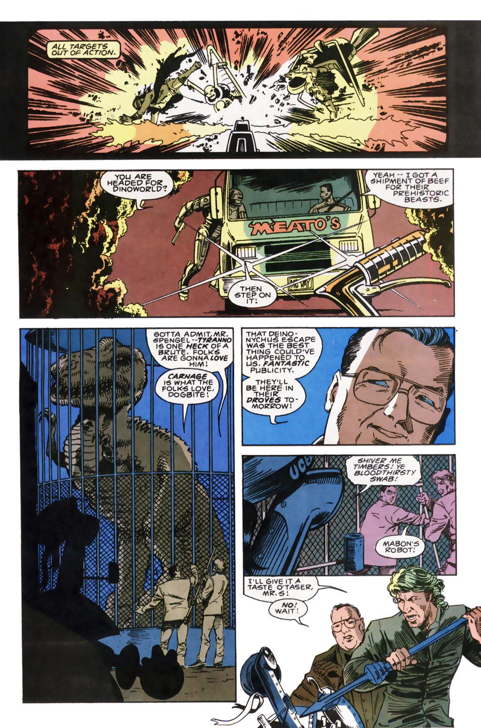 Read online Robocop (1990) comic -  Issue #7 - 12
