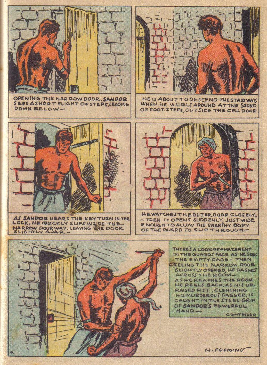 Read online Adventure Comics (1938) comic -  Issue #24 - 55
