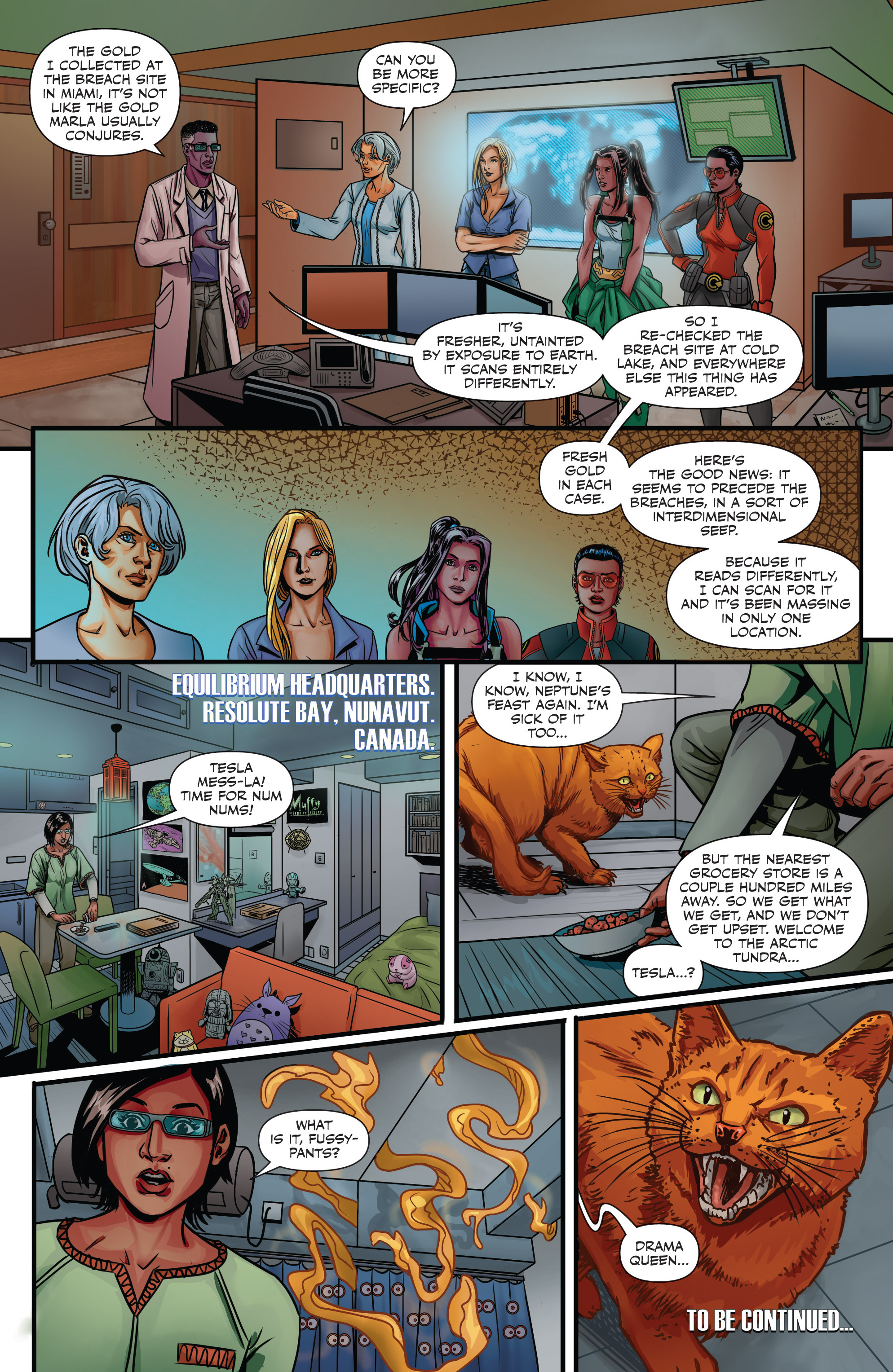 Read online Agents of P.A.C.T. comic -  Issue #2 - 27