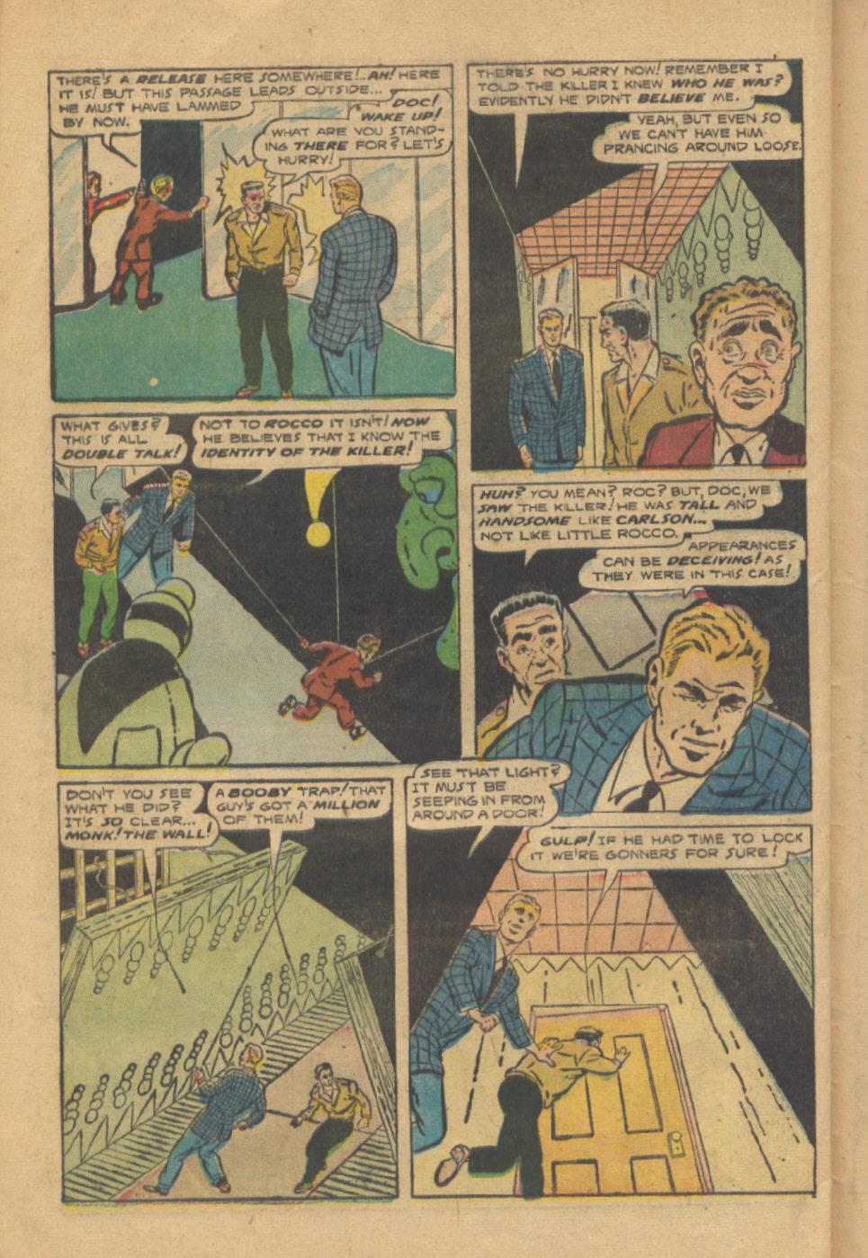 Read online Shadow Comics comic -  Issue #95 - 38