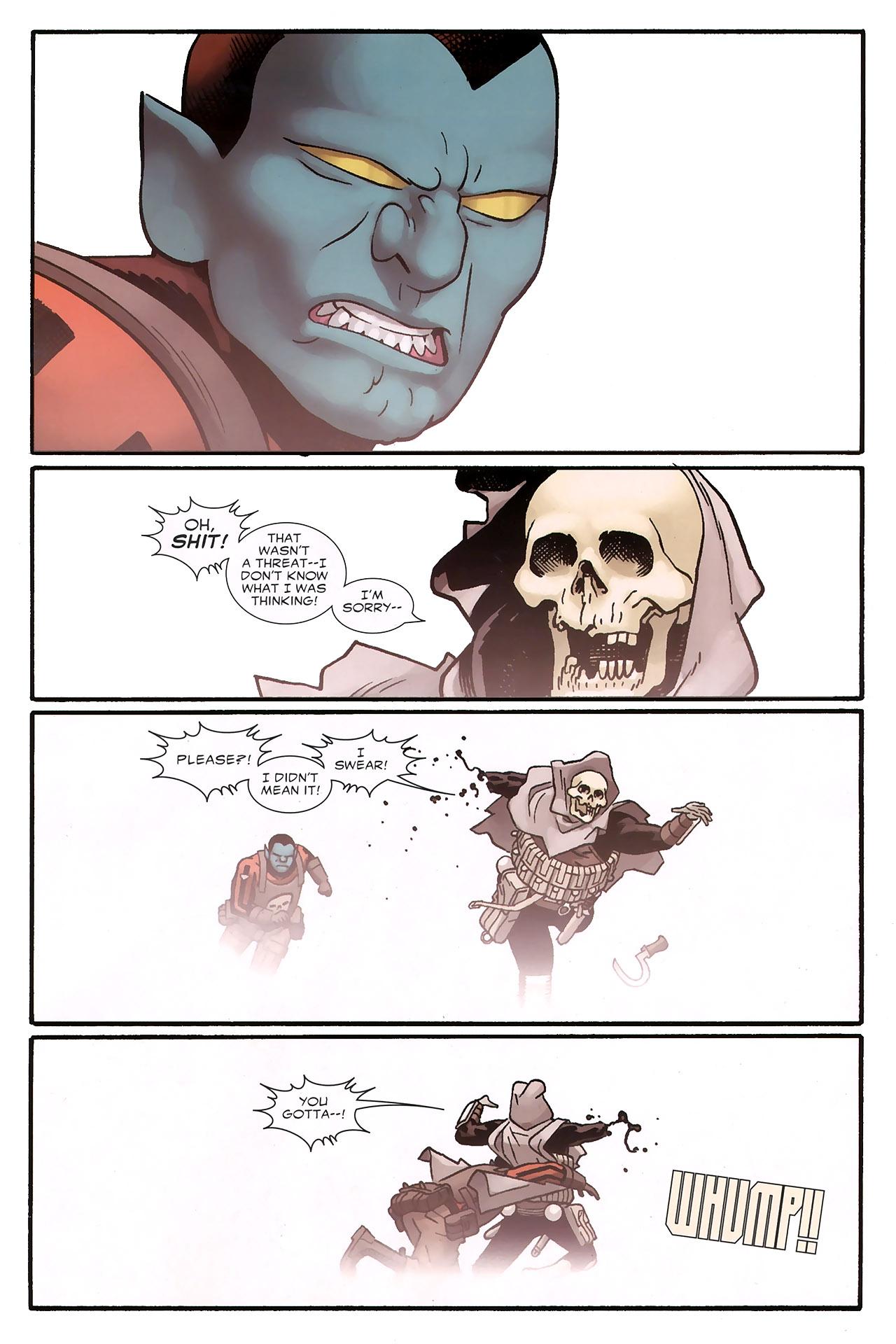 Read online Destroyer comic -  Issue #5 - 12