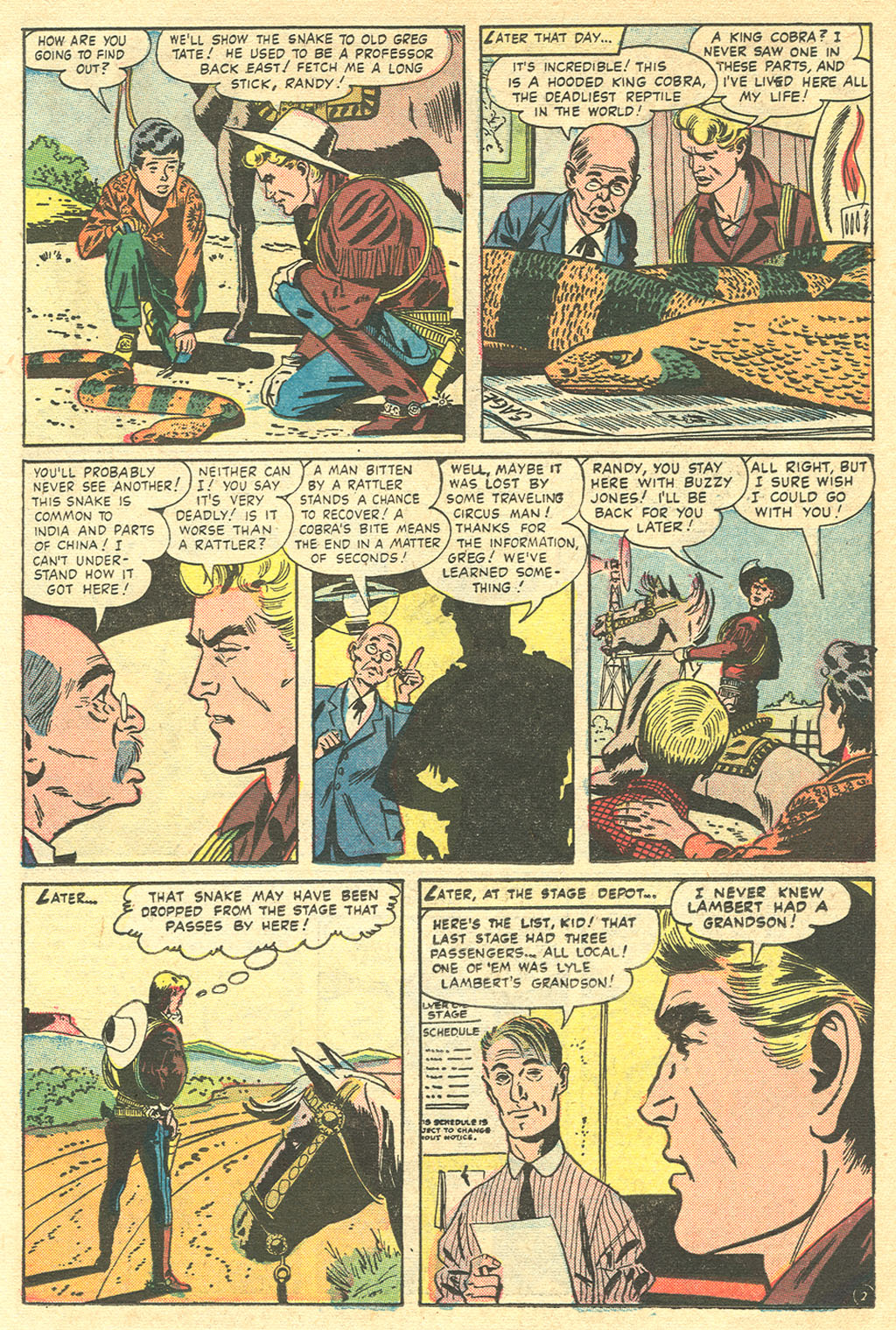 The Rawhide Kid (1955) issue 5 - Page 11