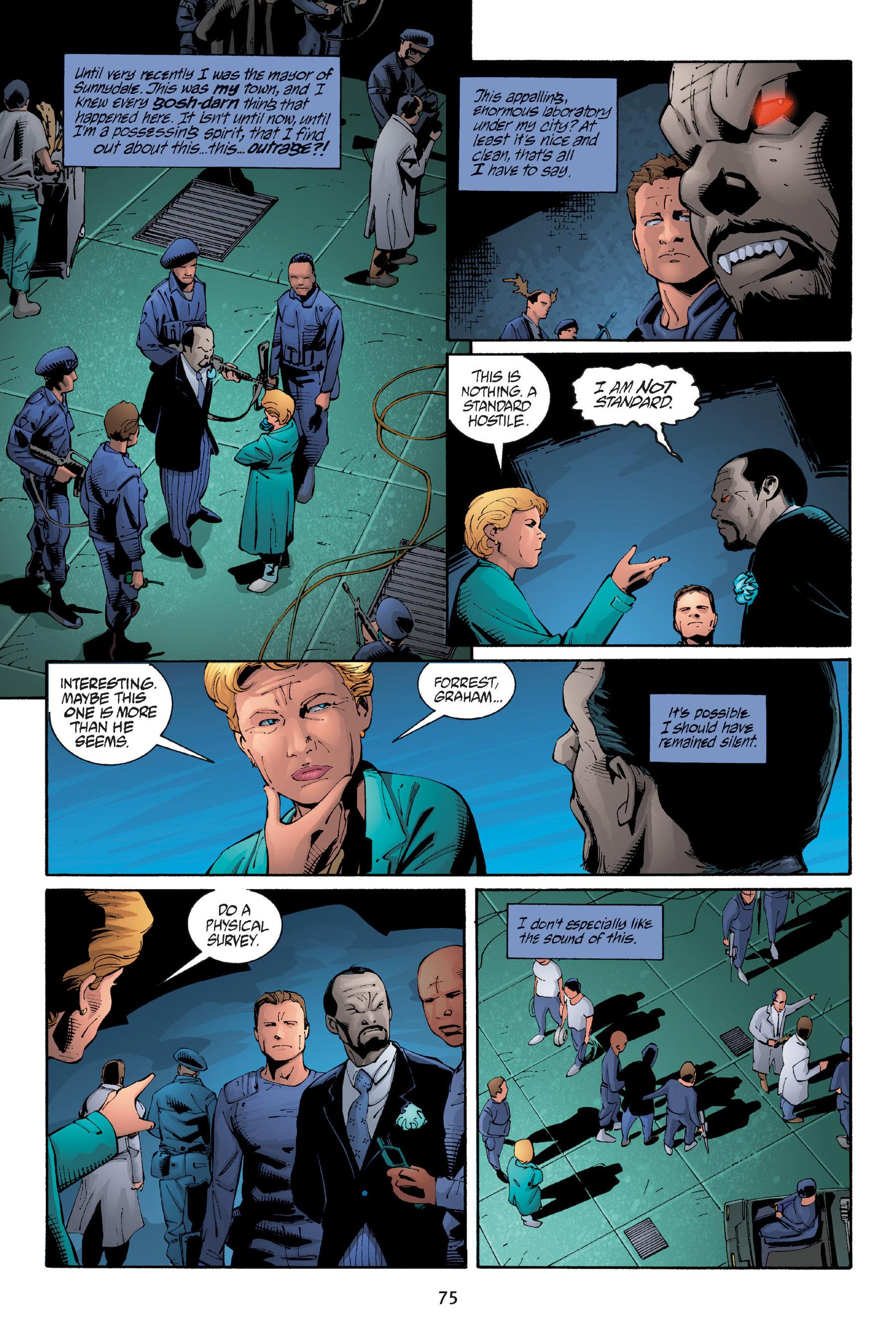 Read online Buffy the Vampire Slayer: Omnibus comic -  Issue # TPB 5 - 76