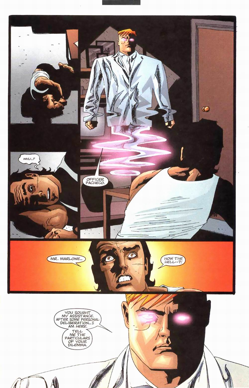 Wildcats (1999) Issue #24 #25 - English 24