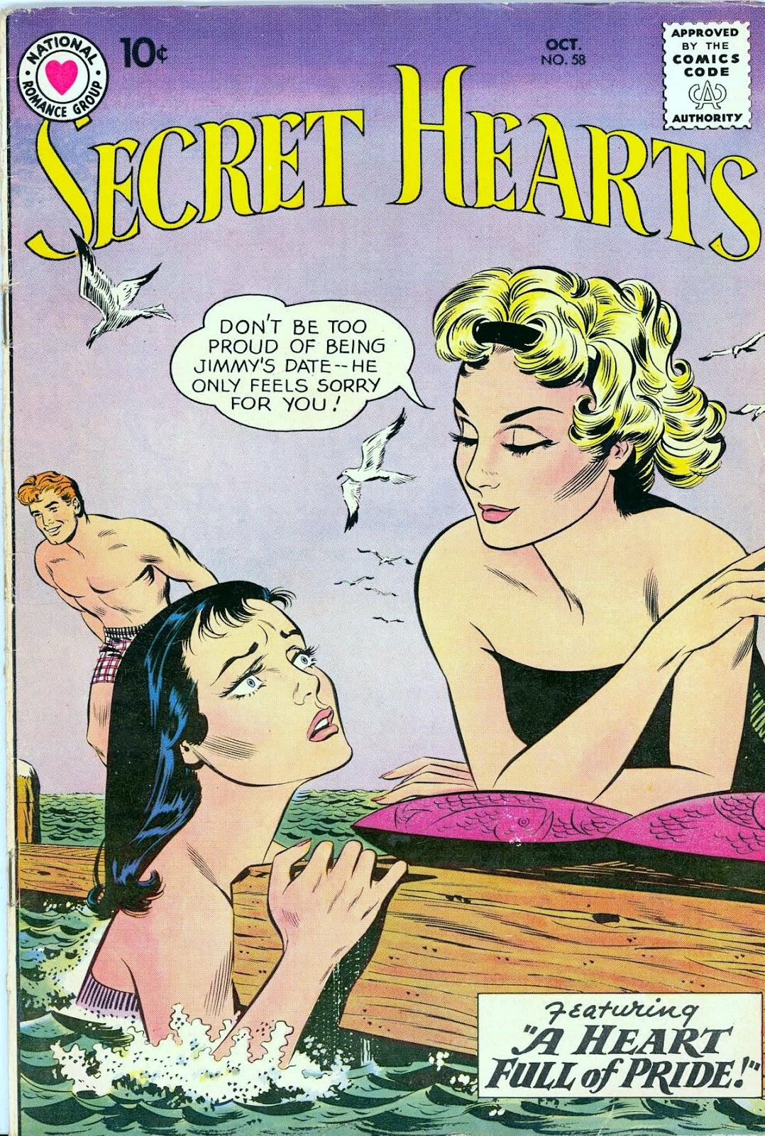 Secret Hearts 58 Page 1