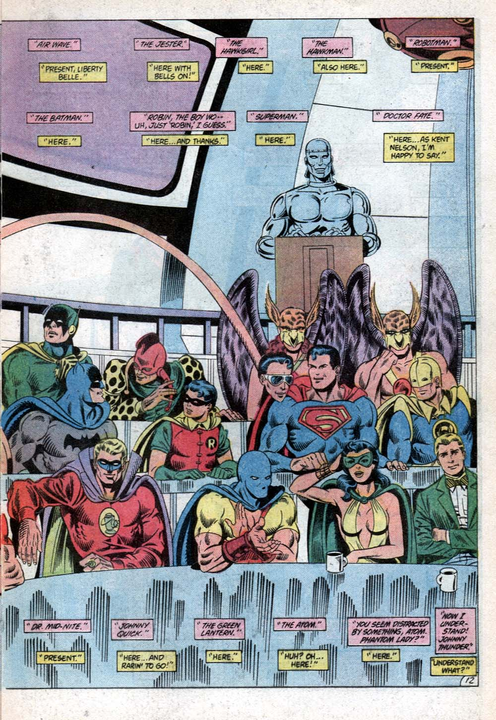 Read online All-Star Squadron comic -  Issue #31 - 17