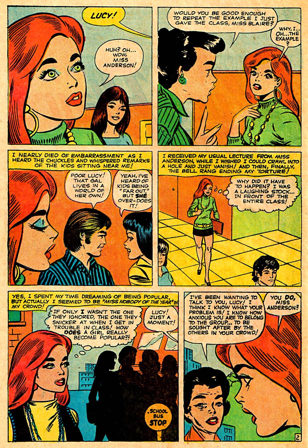 My Love (1969) issue 7 - Page 24