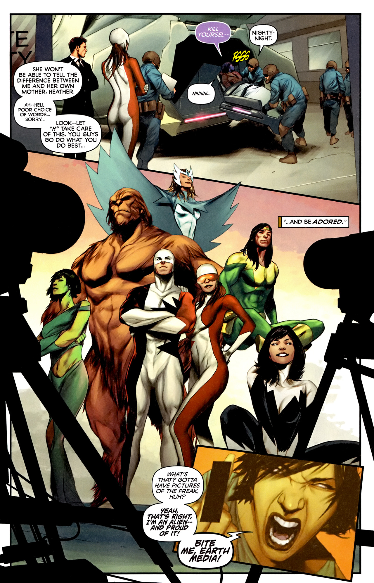 Read online Alpha Flight (2011) comic -  Issue #0.1 - 21