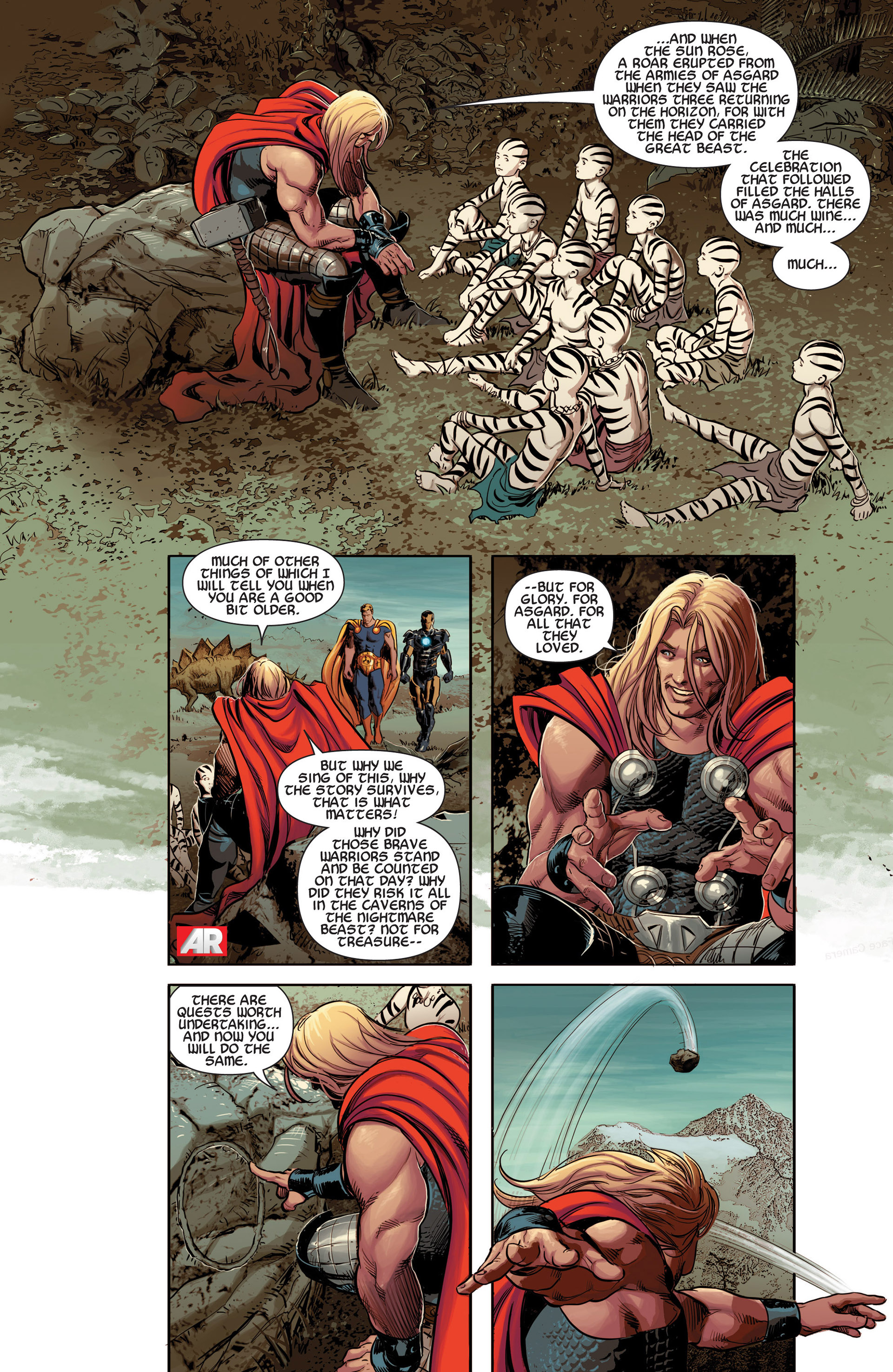 Read online Avengers (2013) comic -  Issue #12 - 11