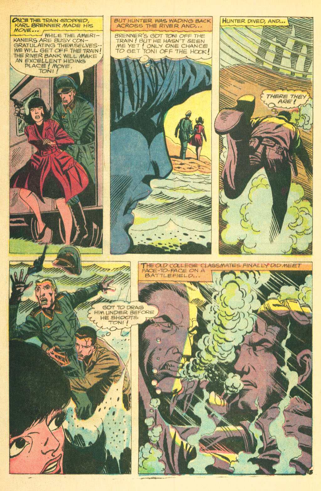 Our Fighting Forces (1954) issue 111 - Page 20