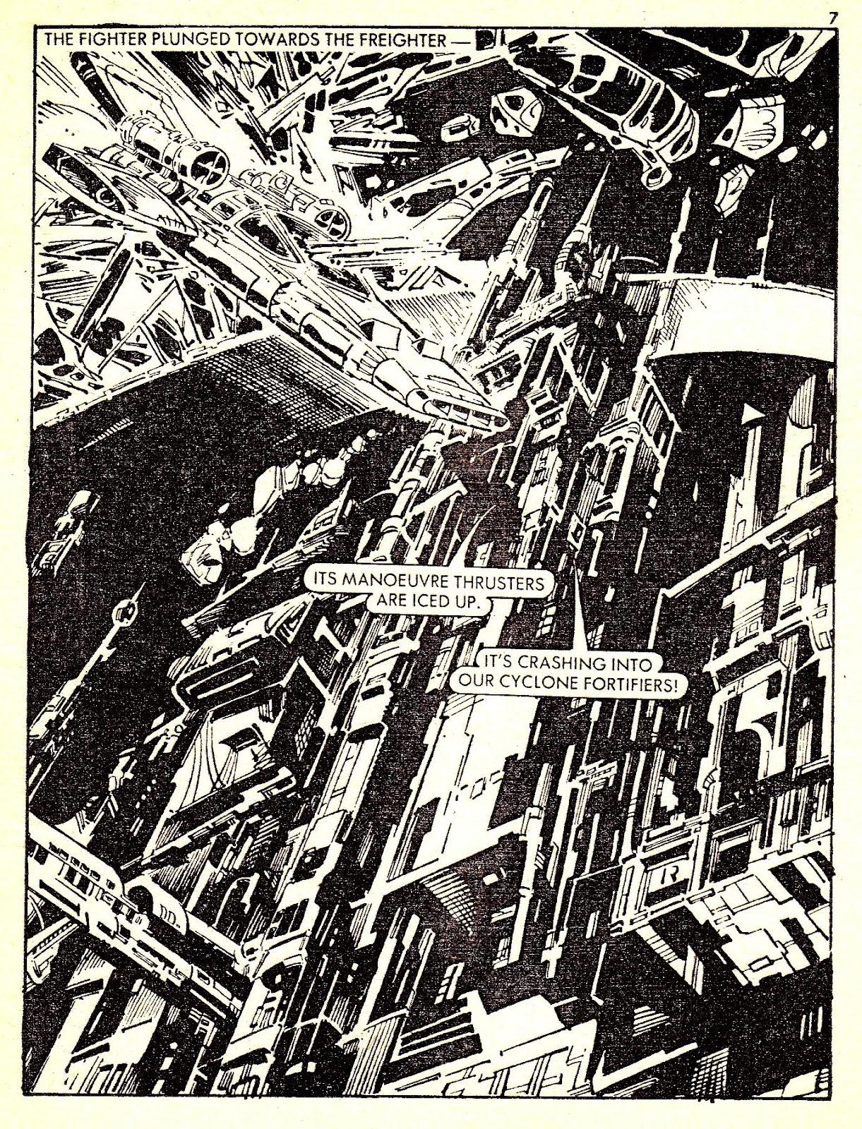 Starblazer issue 140 - Page 7