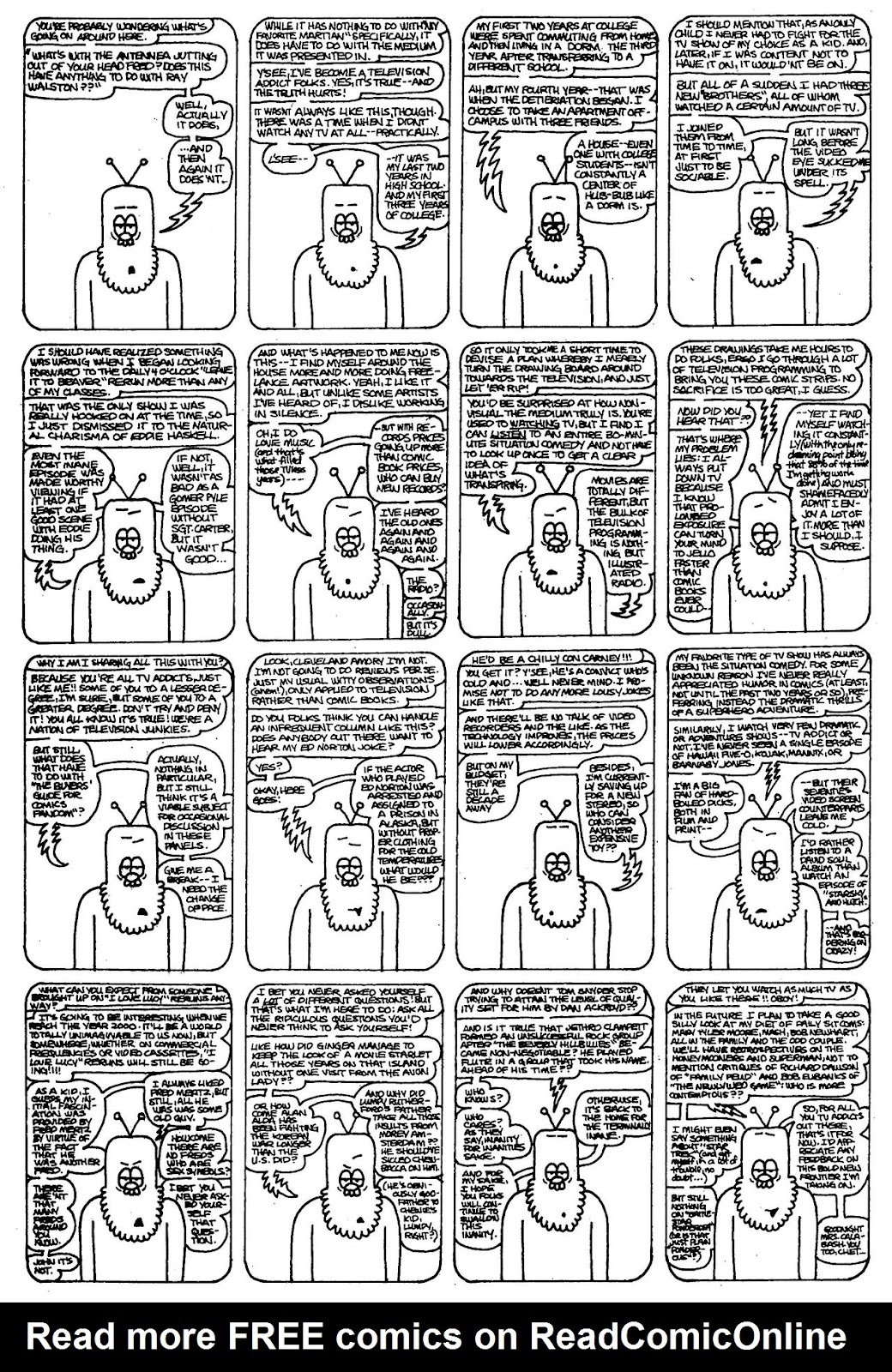 Read online The Nearly Complete Essential Hembeck Archives Omnibus comic -  Issue # TPB (Part 1) - 39