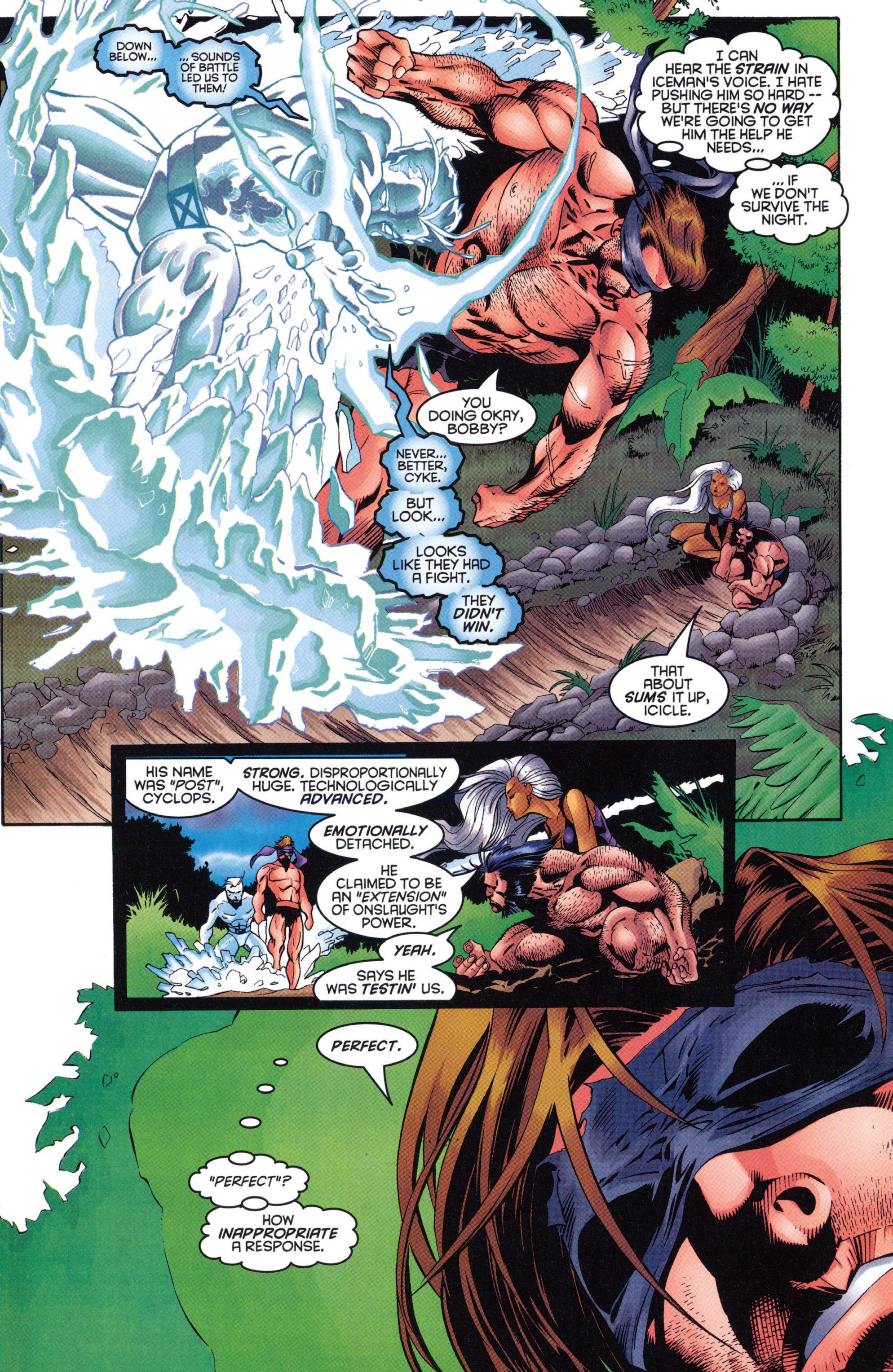 X-Men (1991) 50 Page 18