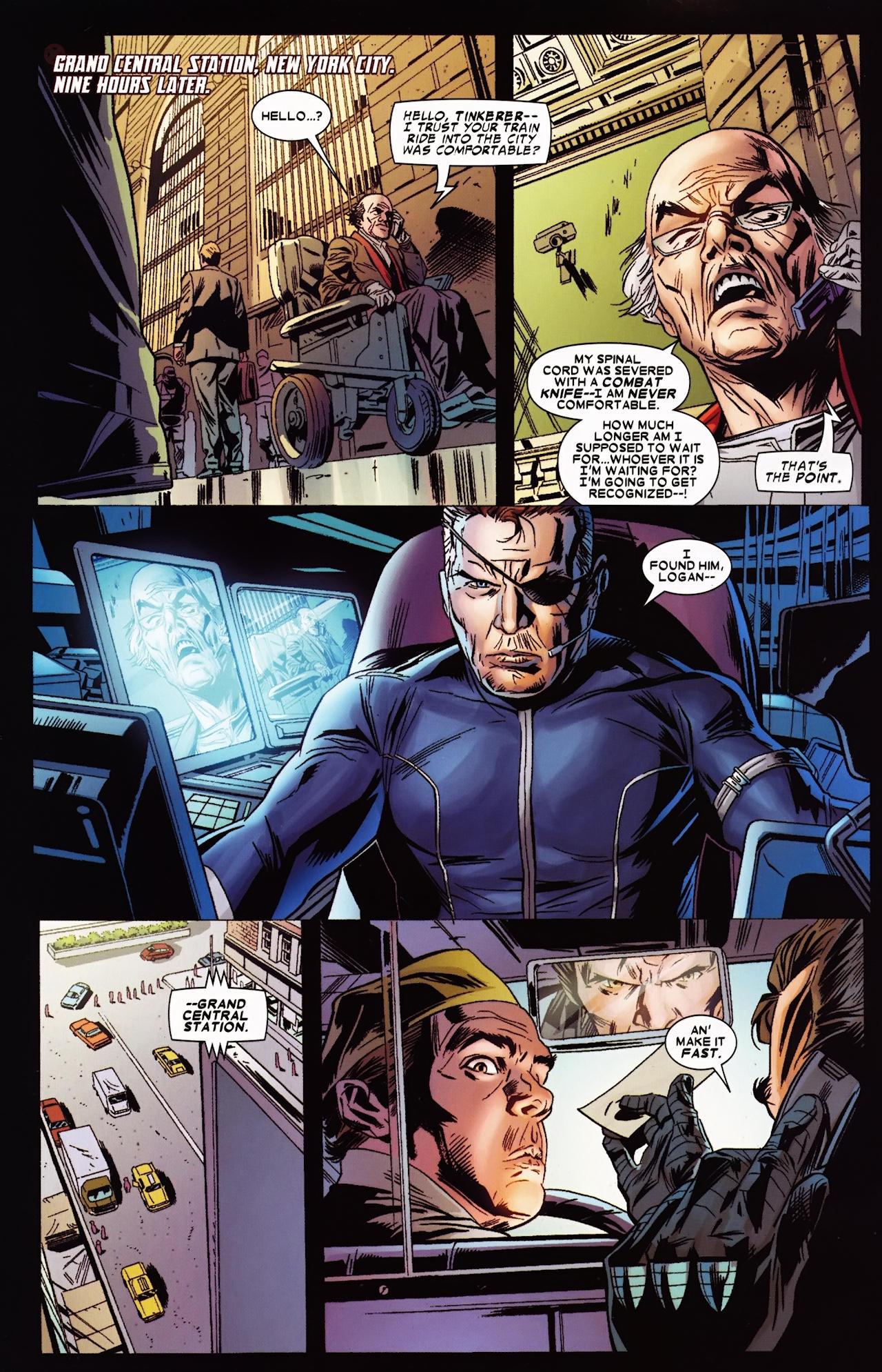 Read online Wolverine: Origins comic -  Issue #35 - 16