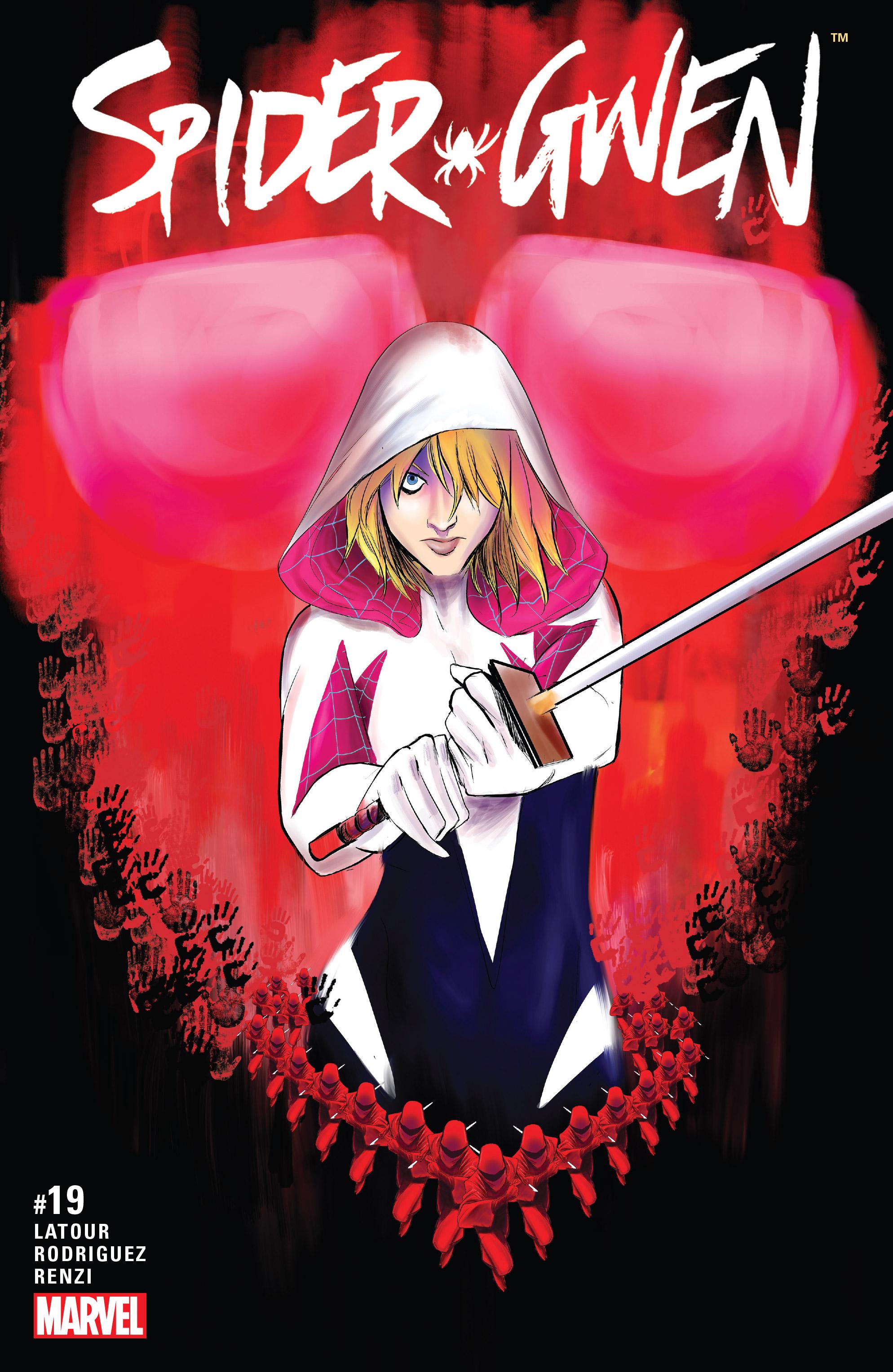 Read online Spider-Gwen [II] comic -  Issue #19 - 1