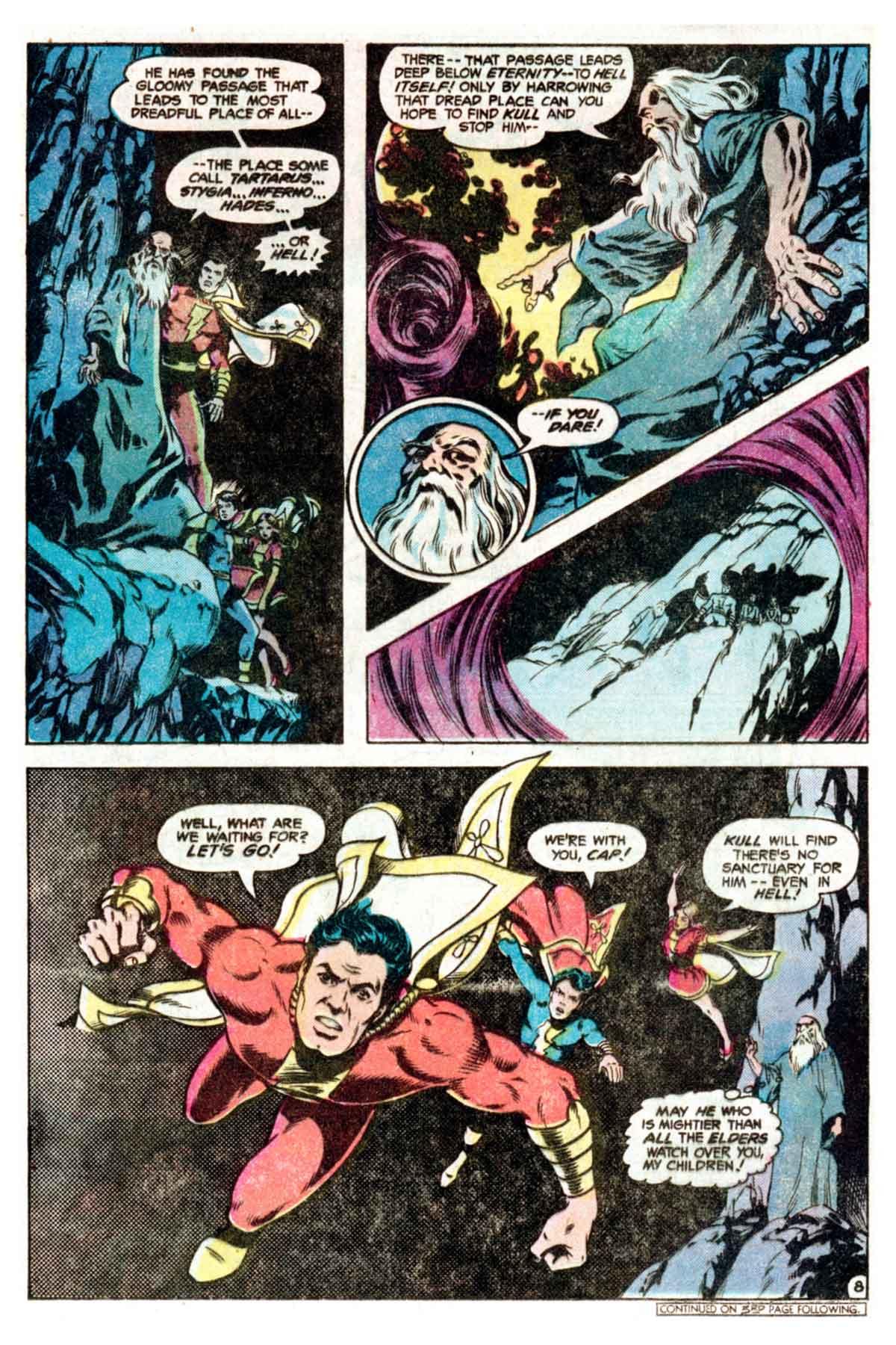 Read online Shazam! (1973) comic -  Issue #35 - 9