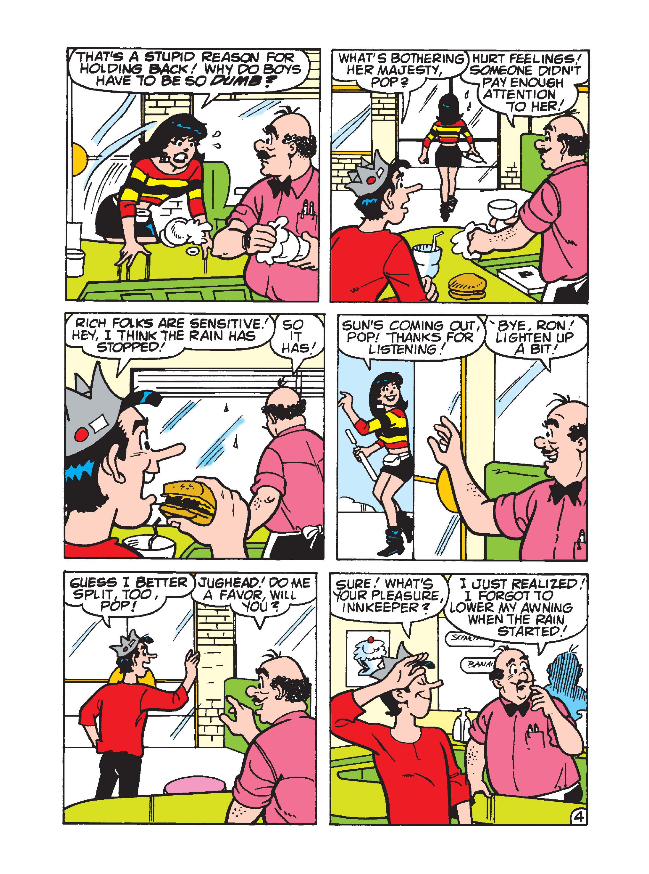 Read online Archie 1000 Page Comics Bonanza comic -  Issue #1 (Part 2) - 6