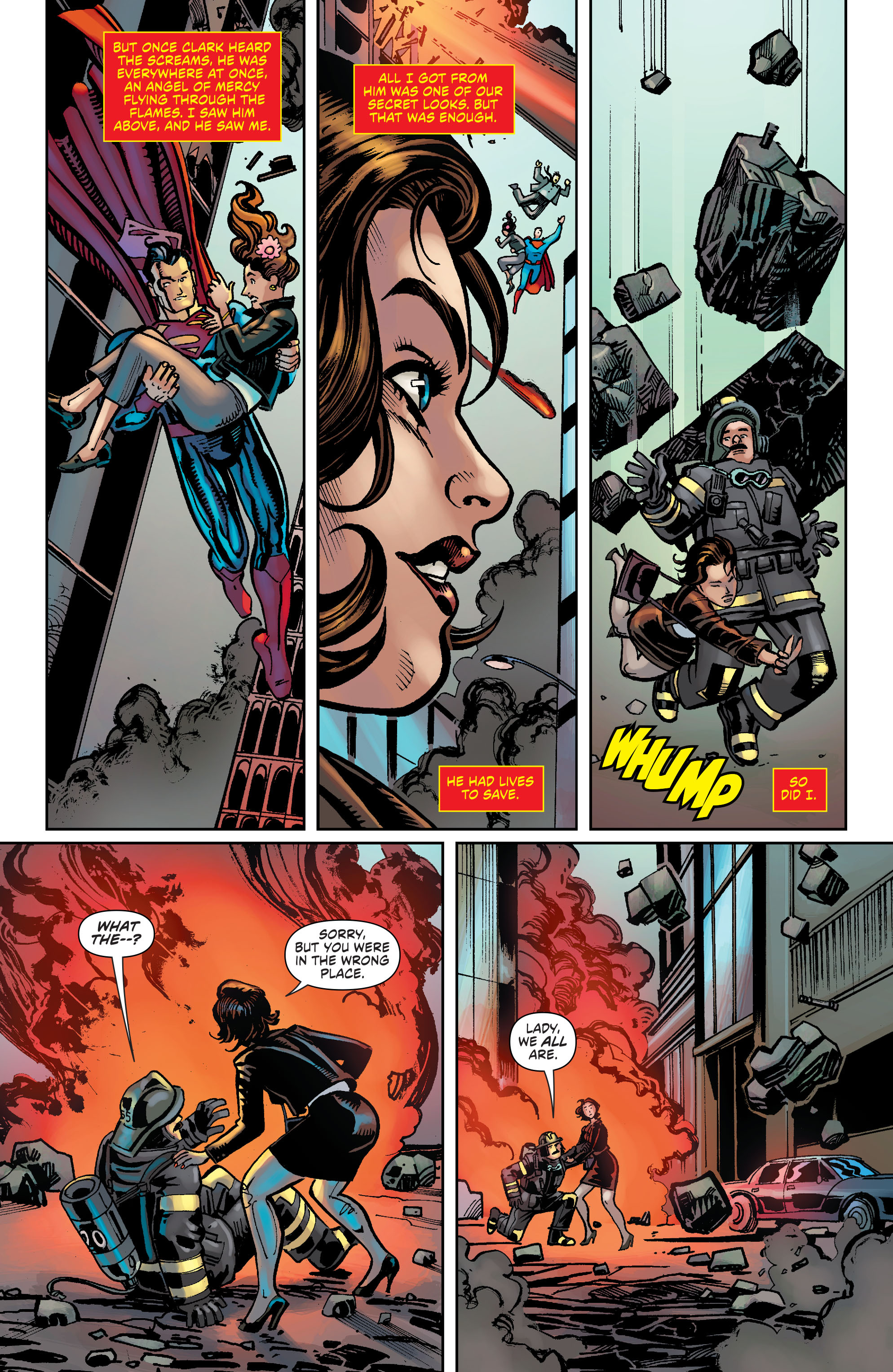 Read online Worlds' Finest comic -  Issue #31 - 4