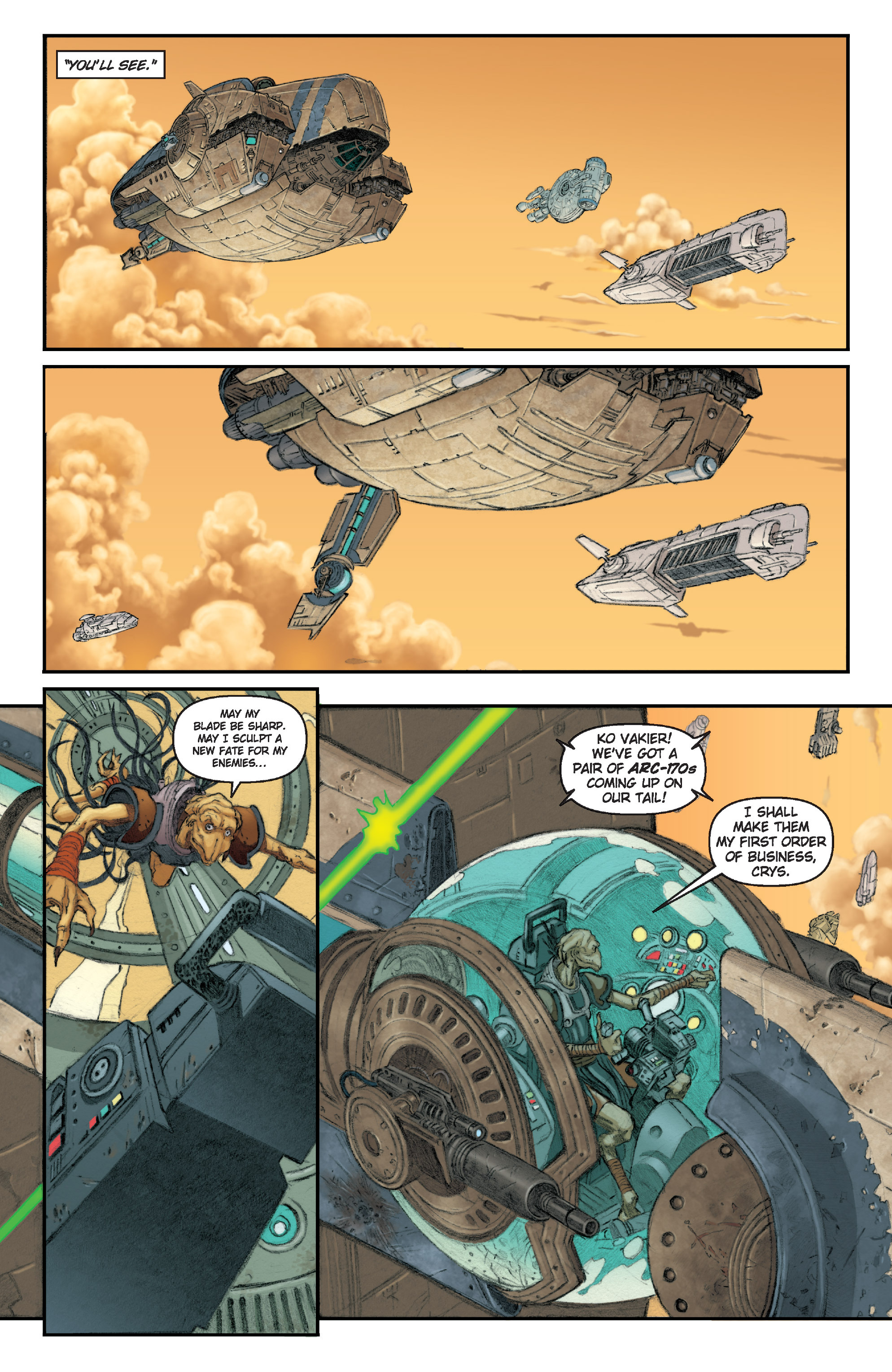 Read online Star Wars Omnibus comic -  Issue # Vol. 31 - 91