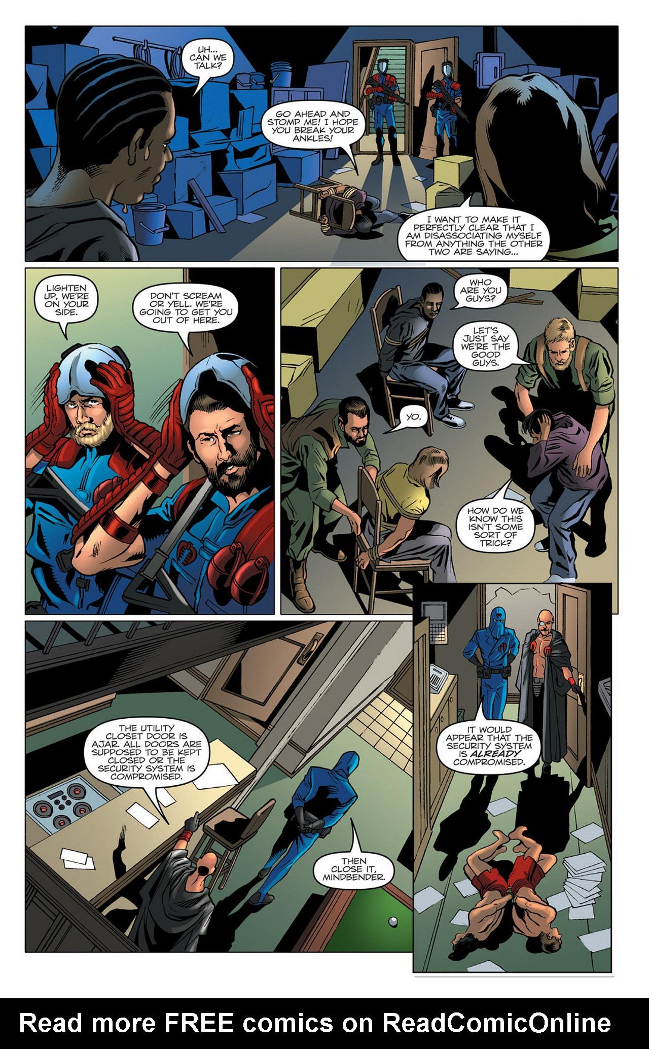 G.I. Joe: A Real American Hero 184 Page 7