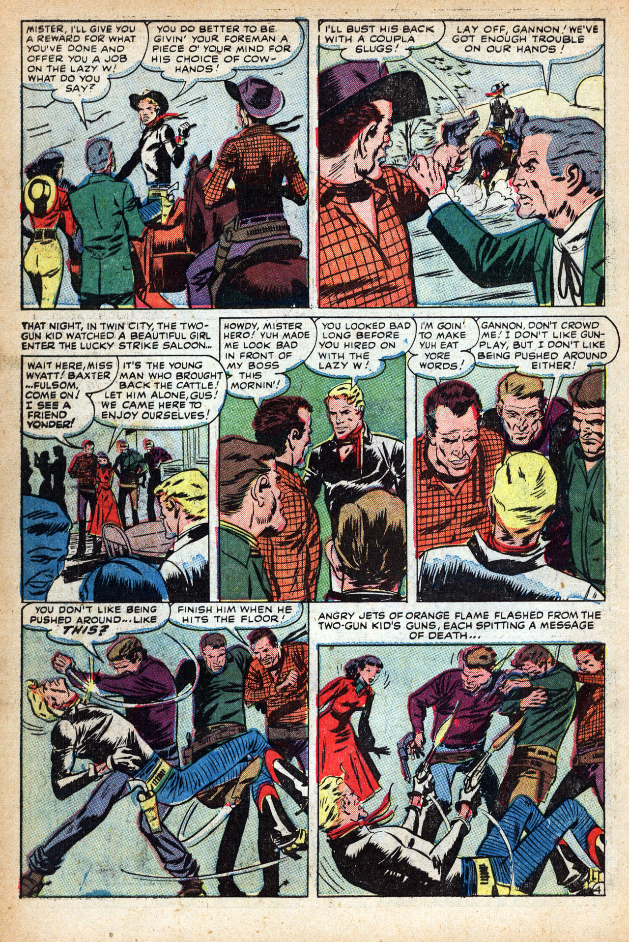 Read online Two-Gun Kid comic -  Issue #18 - 30