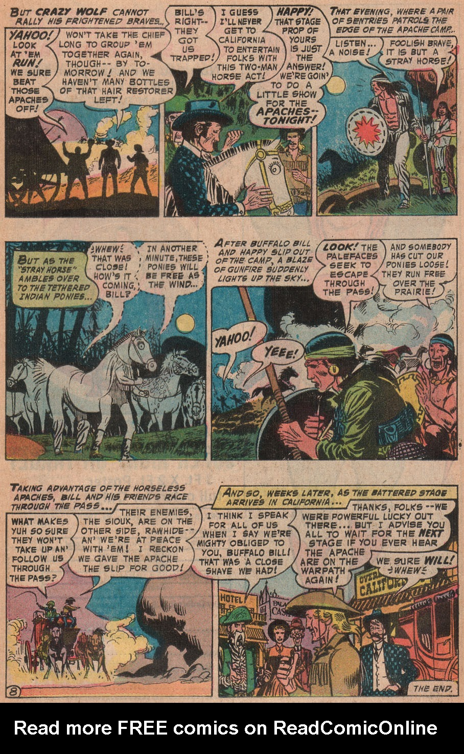 Read online All-Star Western (1970) comic -  Issue #9 - 25