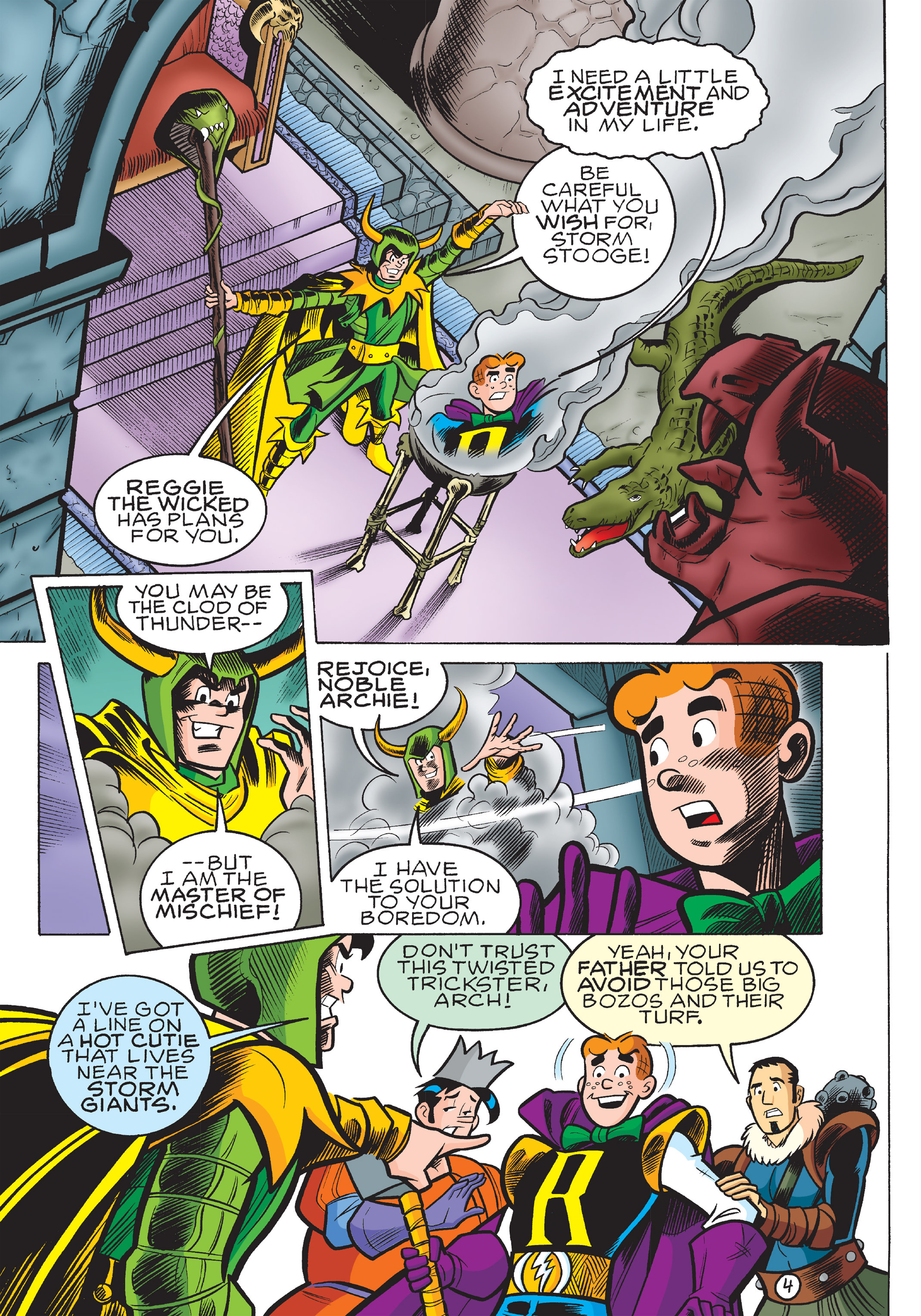 Read online The Best of Archie Comics comic -  Issue # TPB 4 (Part 2) - 188