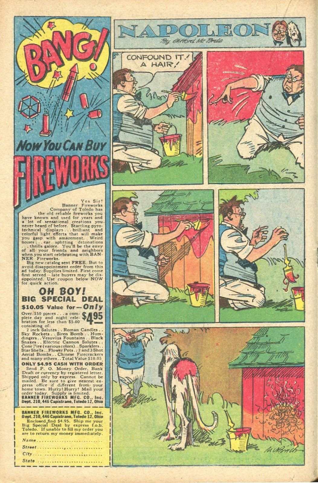 Read online Famous Funnies comic -  Issue #155 - 26