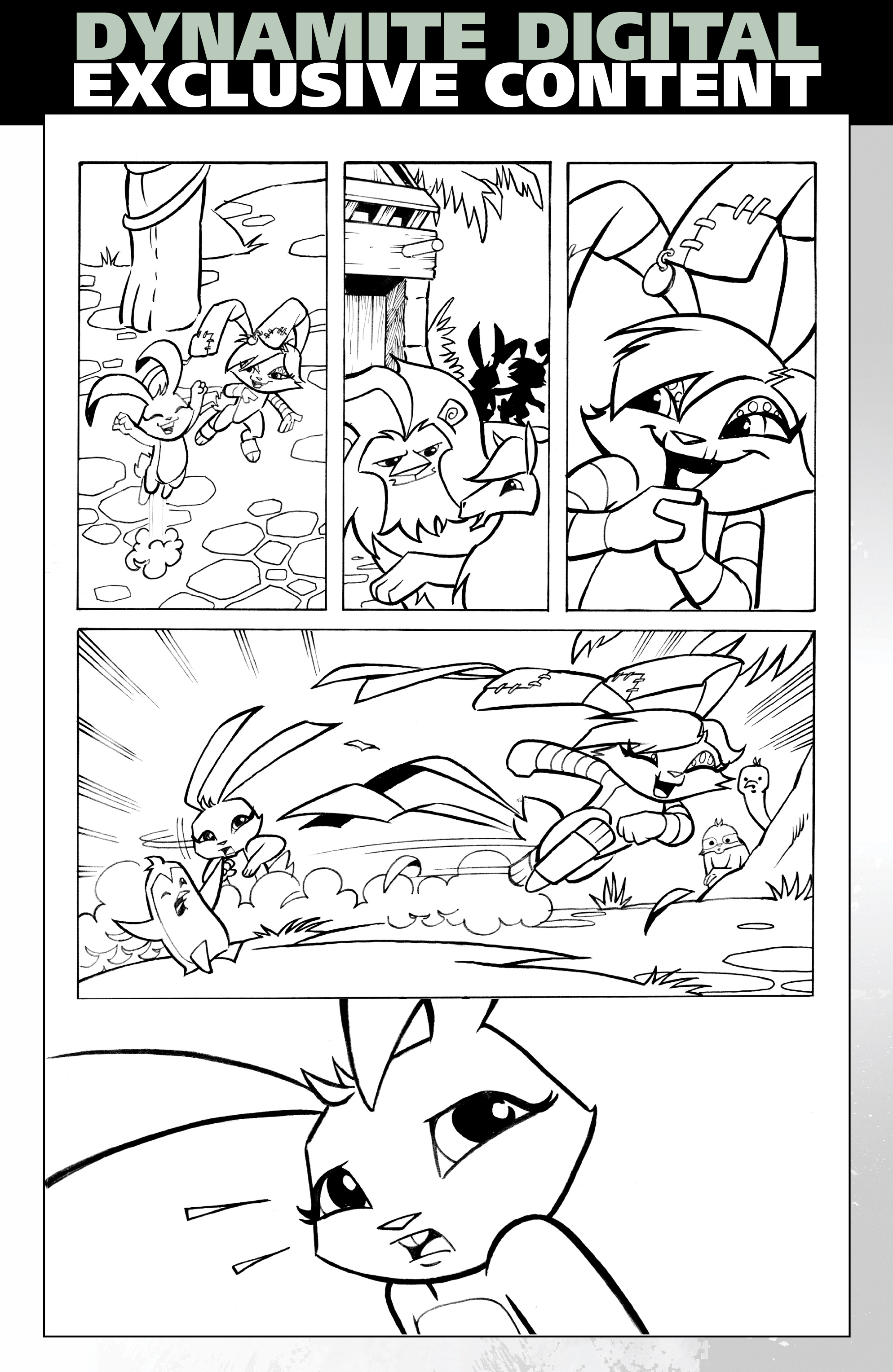 Read online Free Comic Book Day 2017 comic -  Issue # Animal Jam - 24