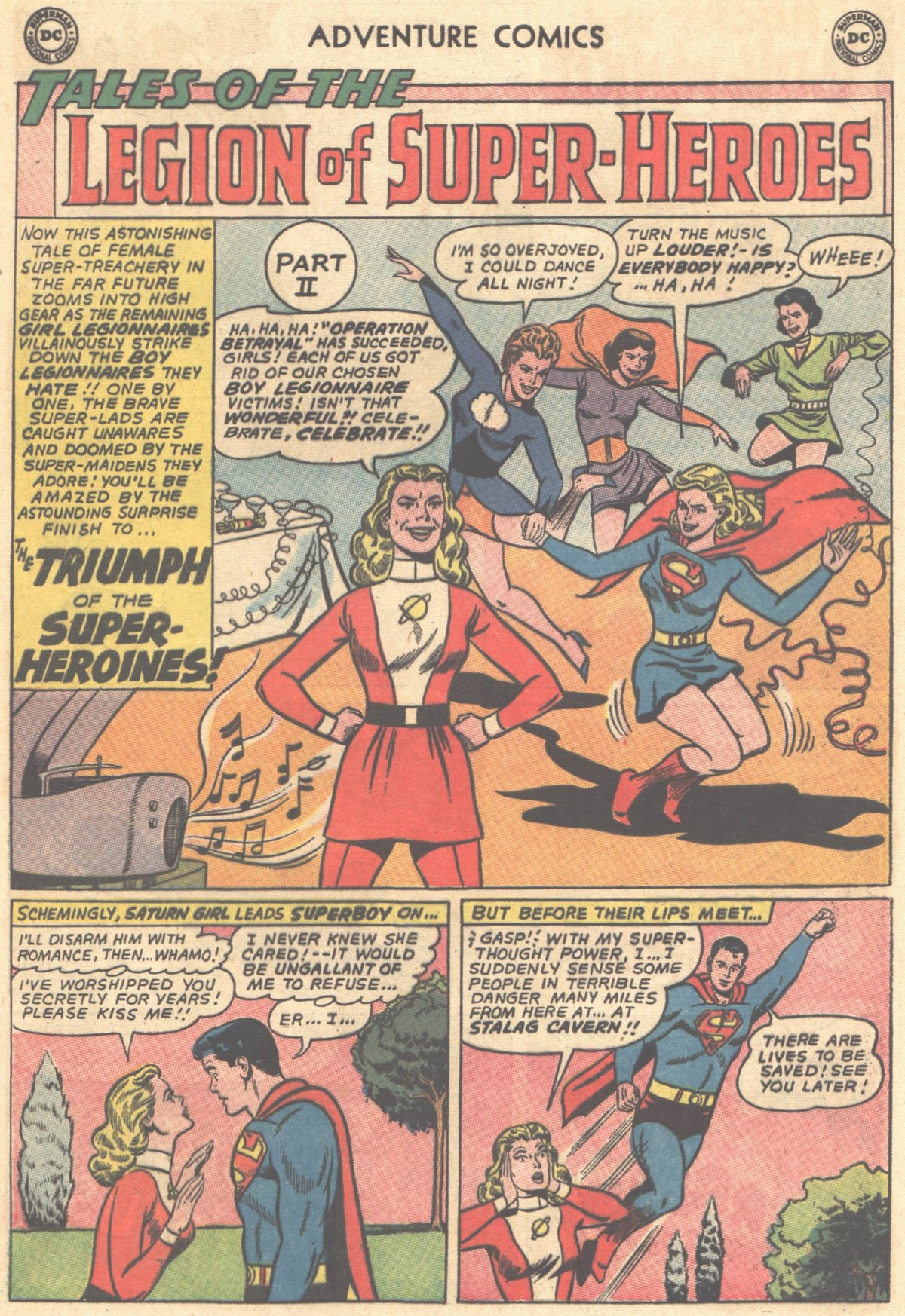 Read online Adventure Comics (1938) comic - Issue #326