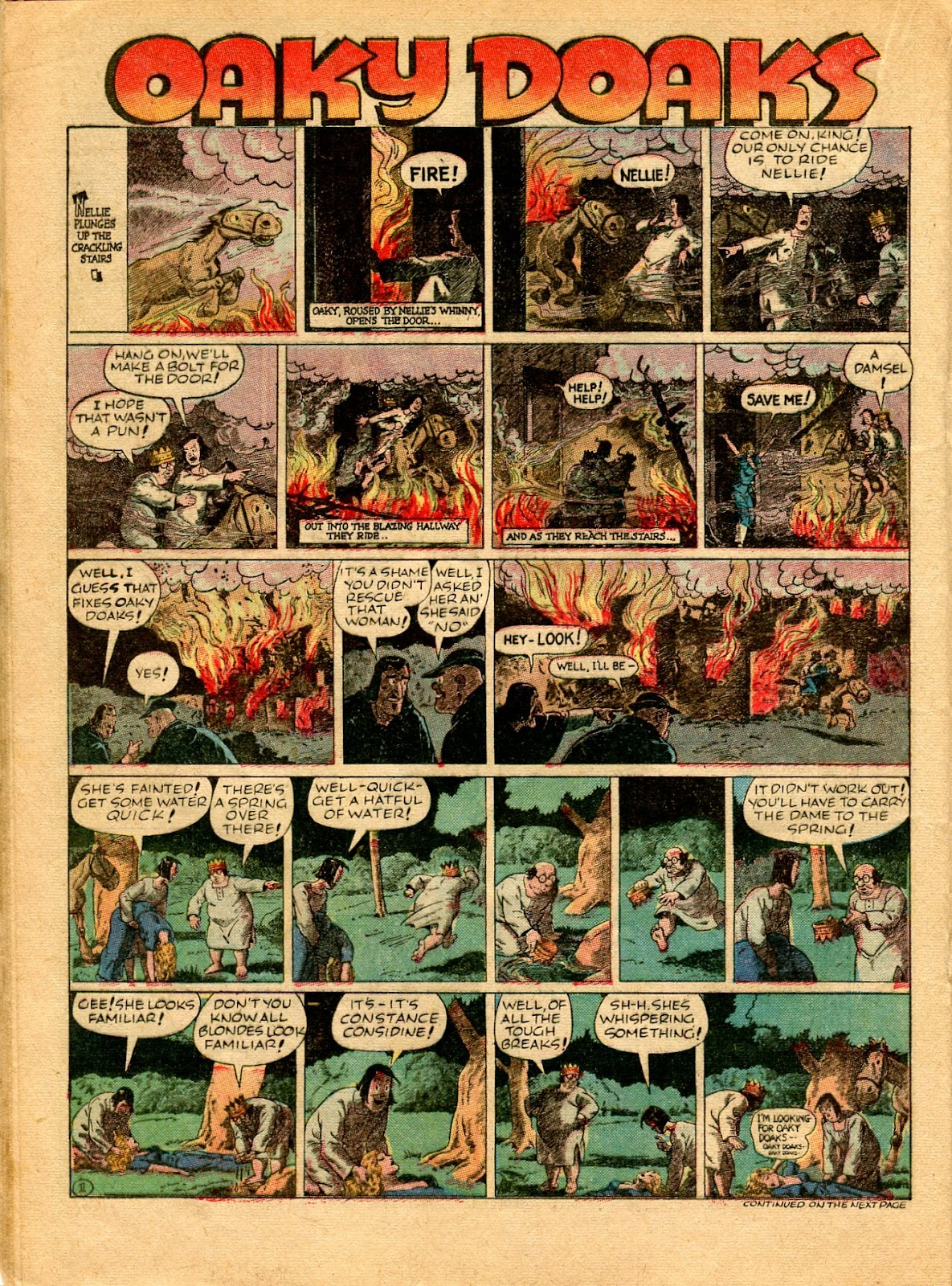 Read online Famous Funnies comic -  Issue #49 - 38