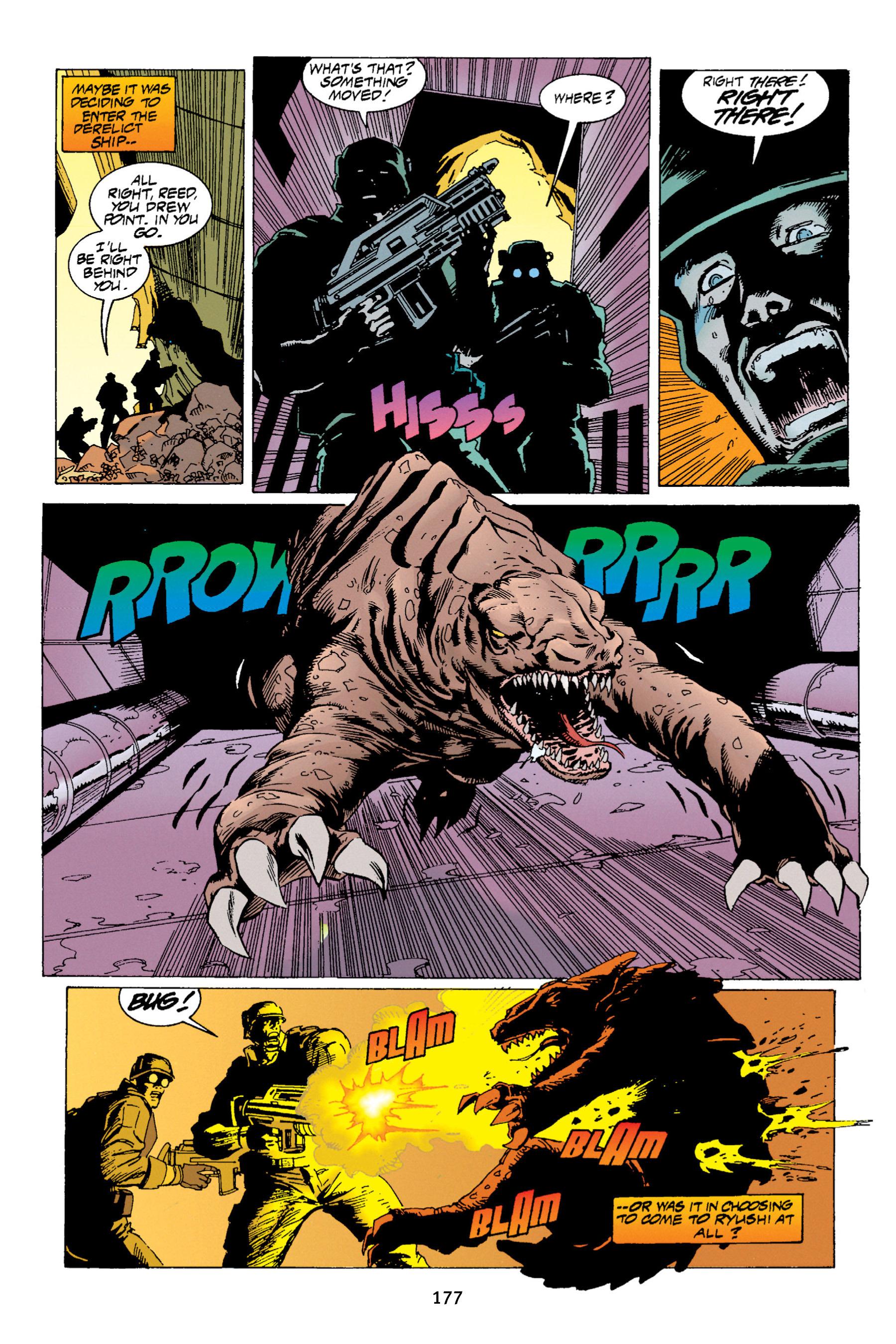 Read online Aliens vs. Predator Omnibus comic -  Issue # _TPB 1 Part 2 - 75