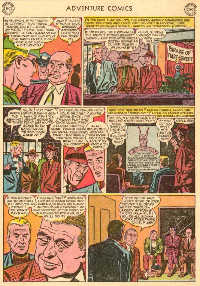 Read online Adventure Comics (1938) comic -  Issue #185 - 38