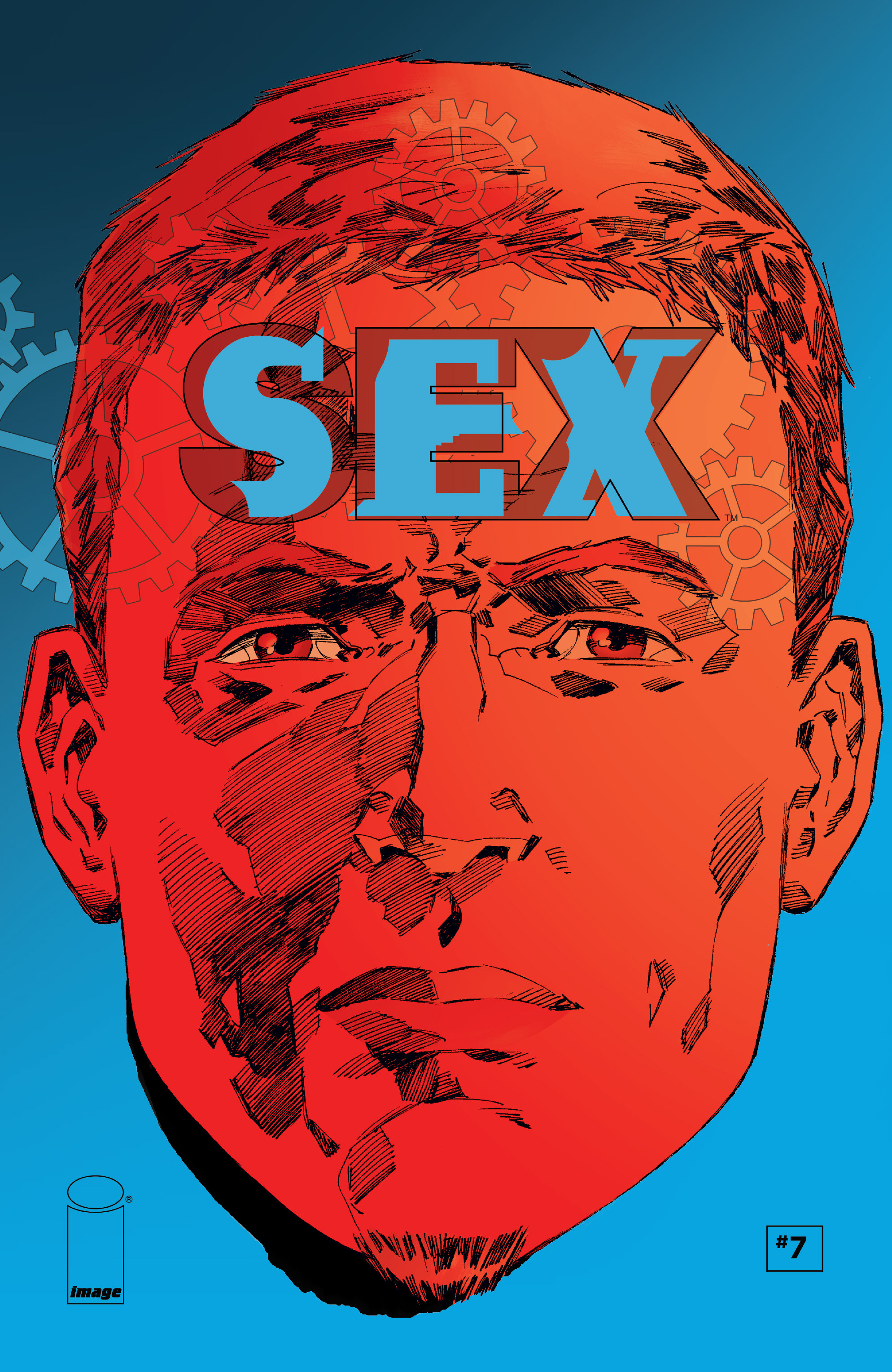 Read online Sex comic -  Issue #7 - 1