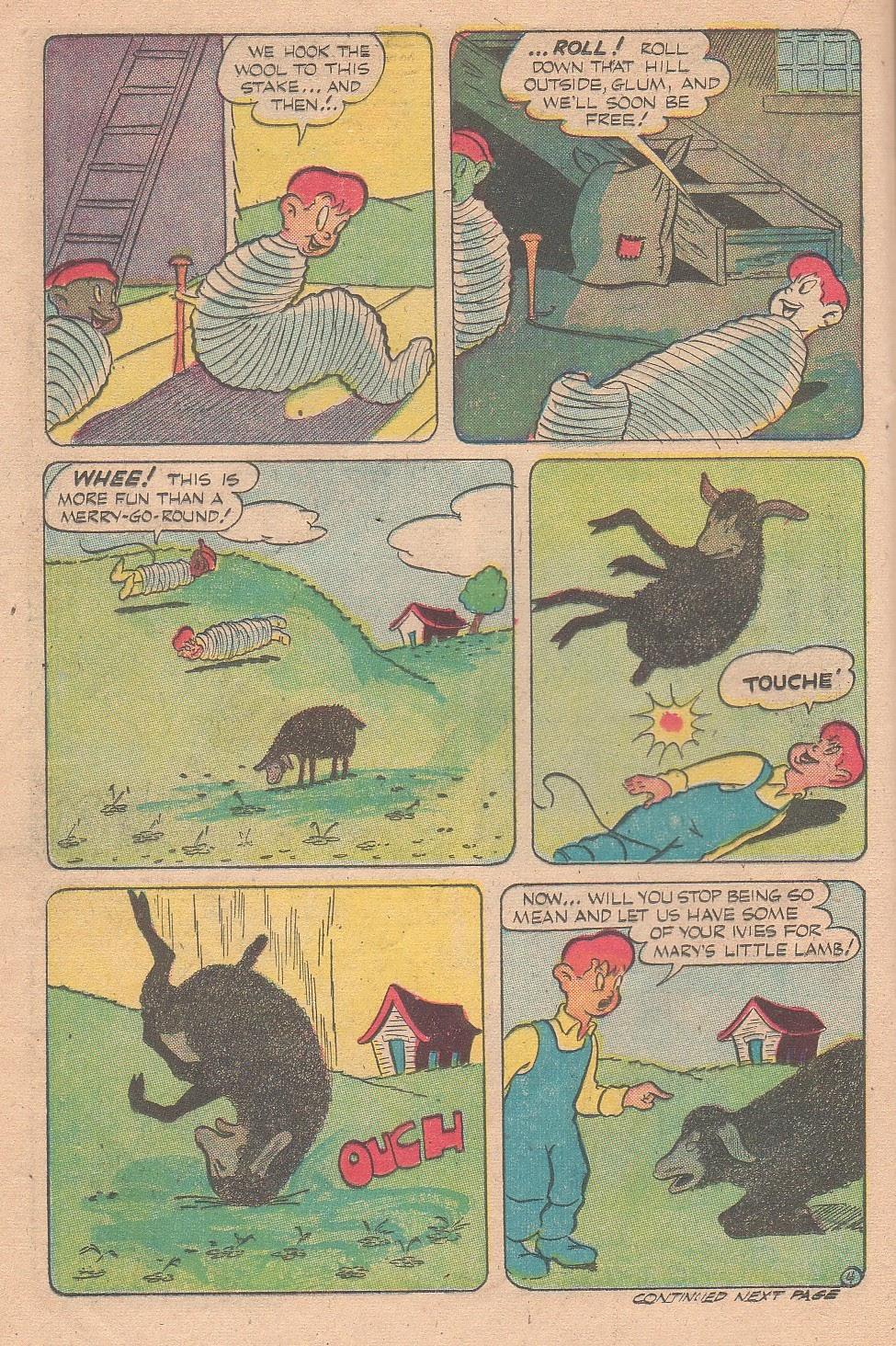 Jingle Jangle Comics issue 19 - Page 22
