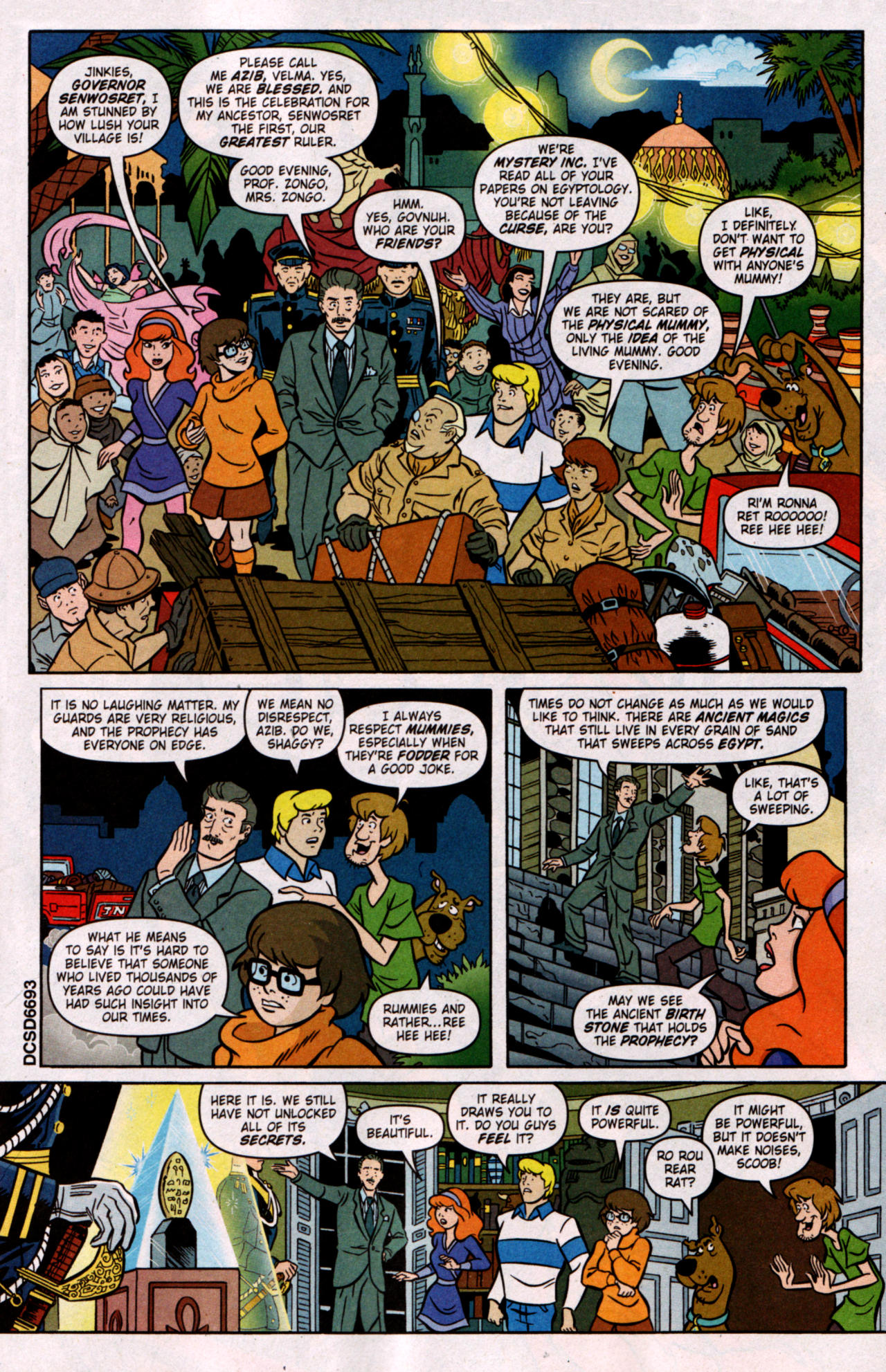 Read online Scooby-Doo (1997) comic -  Issue #119 - 2