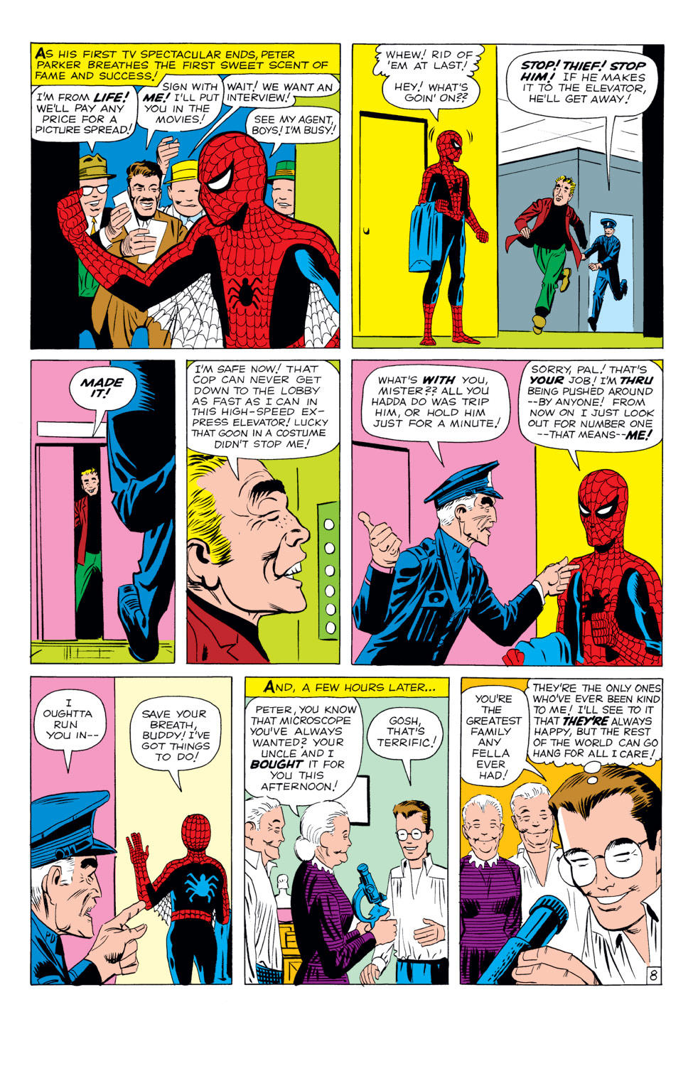The Amazing Spider-Man (1963) 275 Page 15