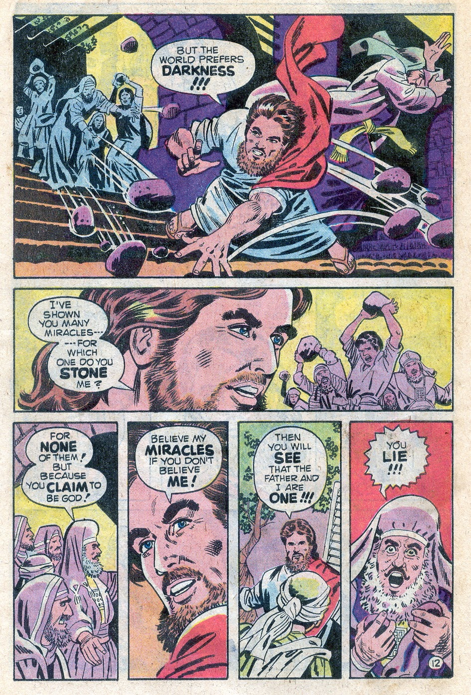 Jesus issue Full - Page 14