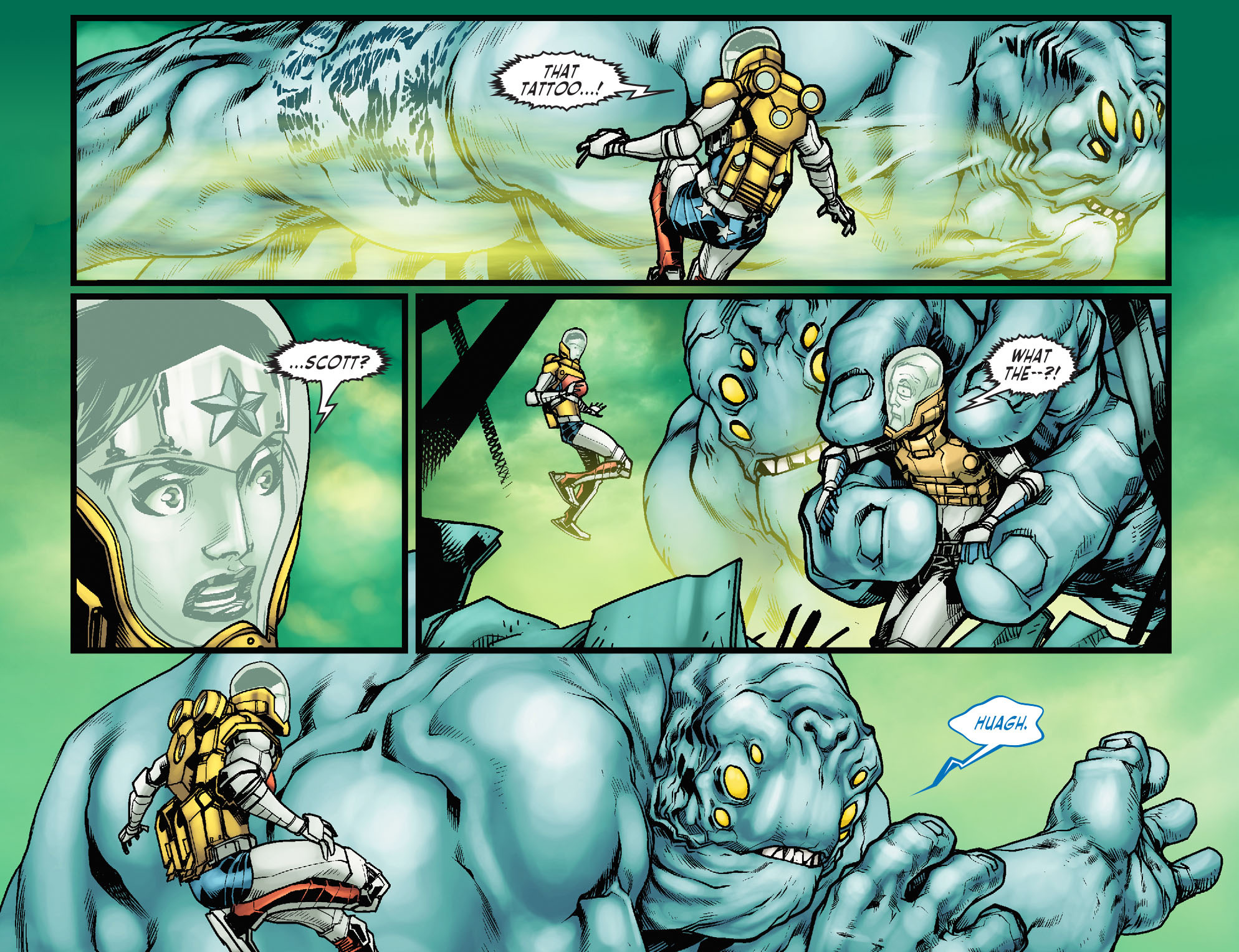 Read online Sensation Comics Featuring Wonder Woman comic -  Issue #21 - 18