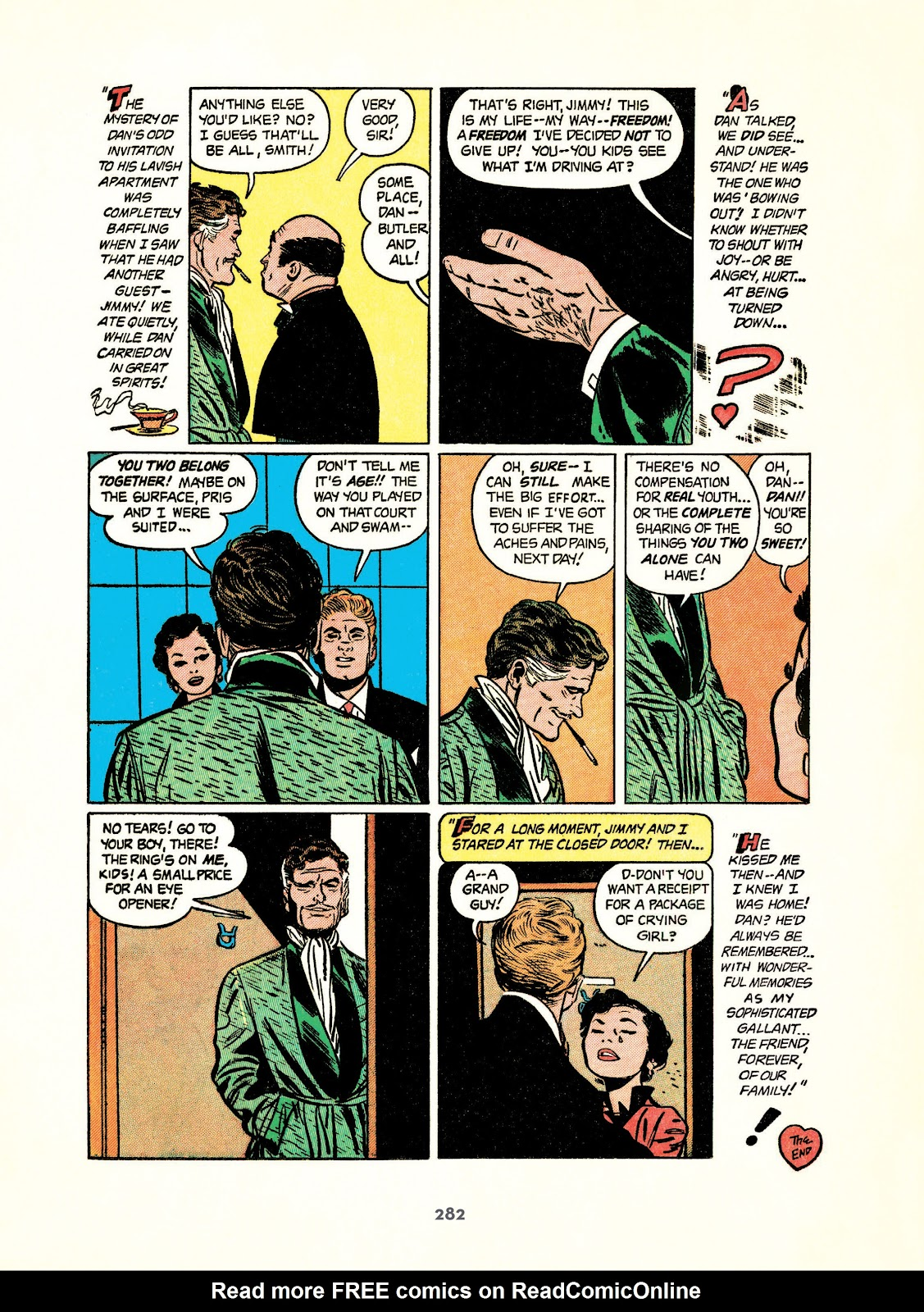Read online Setting the Standard: Comics by Alex Toth 1952-1954 comic -  Issue # TPB (Part 3) - 83