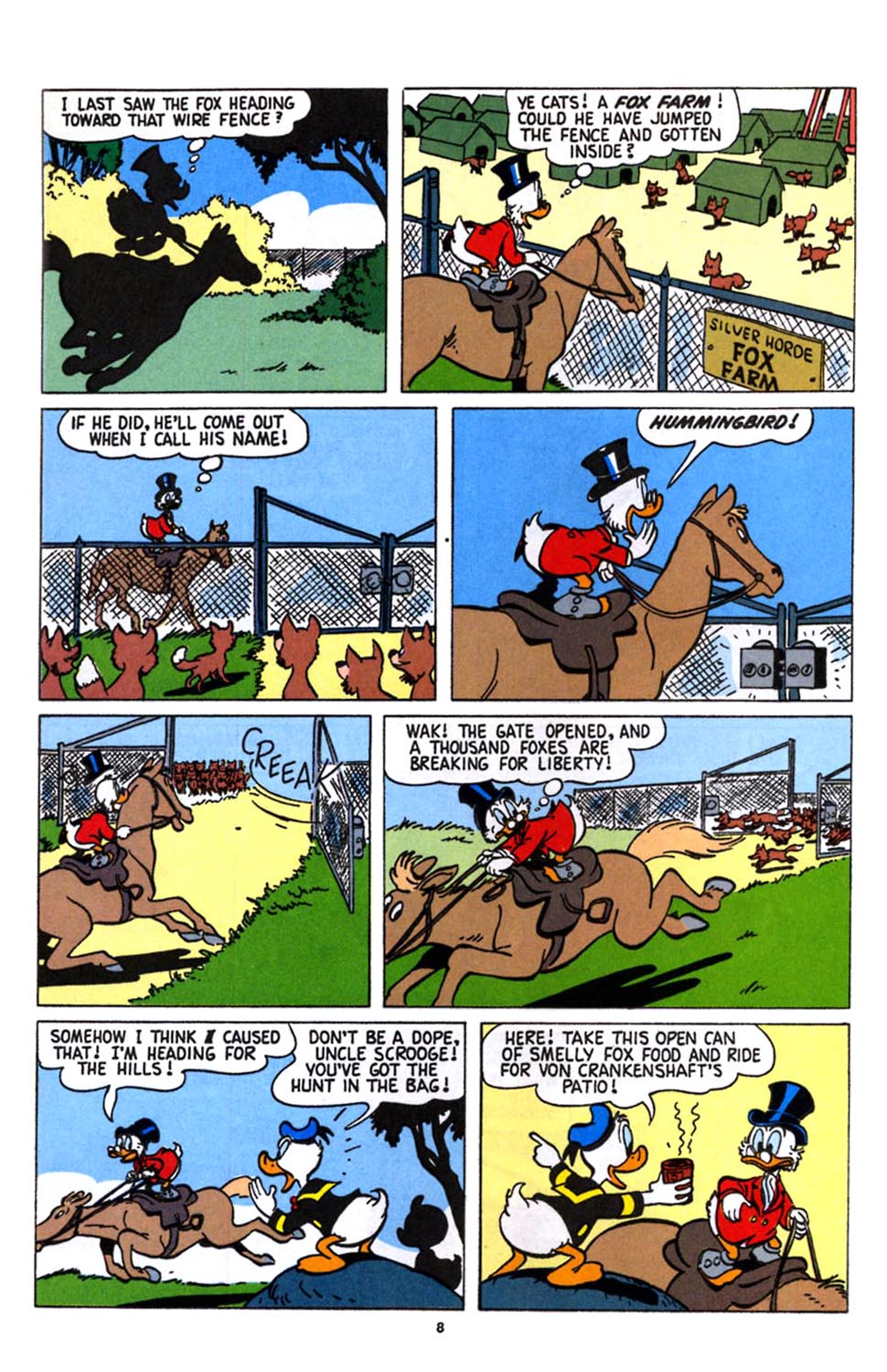 Read online Uncle Scrooge (1953) comic -  Issue #245 - 22