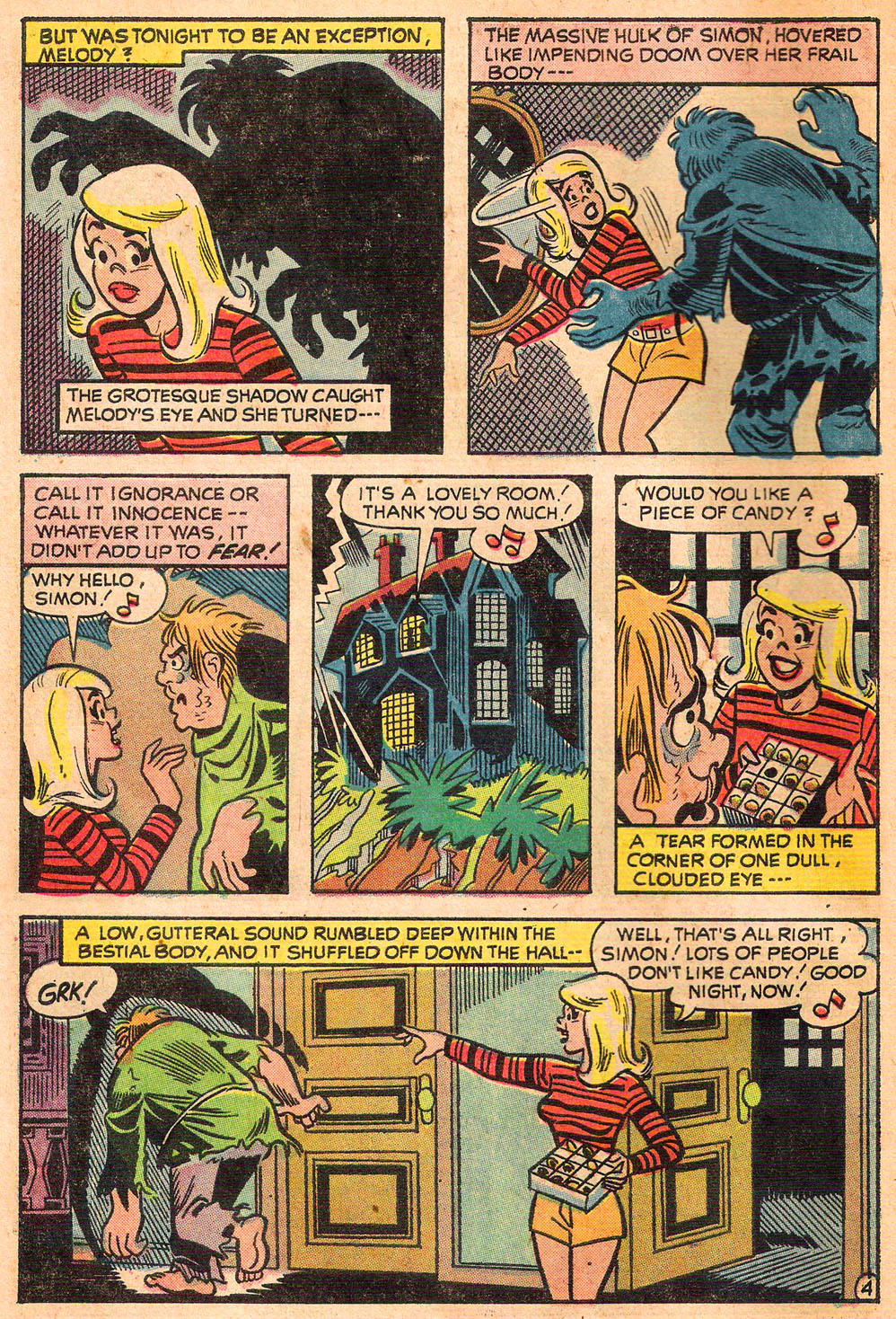 Read online She's Josie comic -  Issue #65 - 6