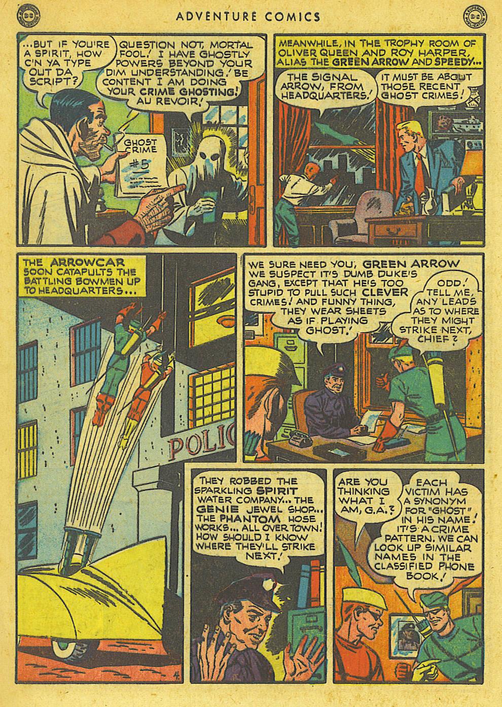 Read online Adventure Comics (1938) comic -  Issue #136 - 42