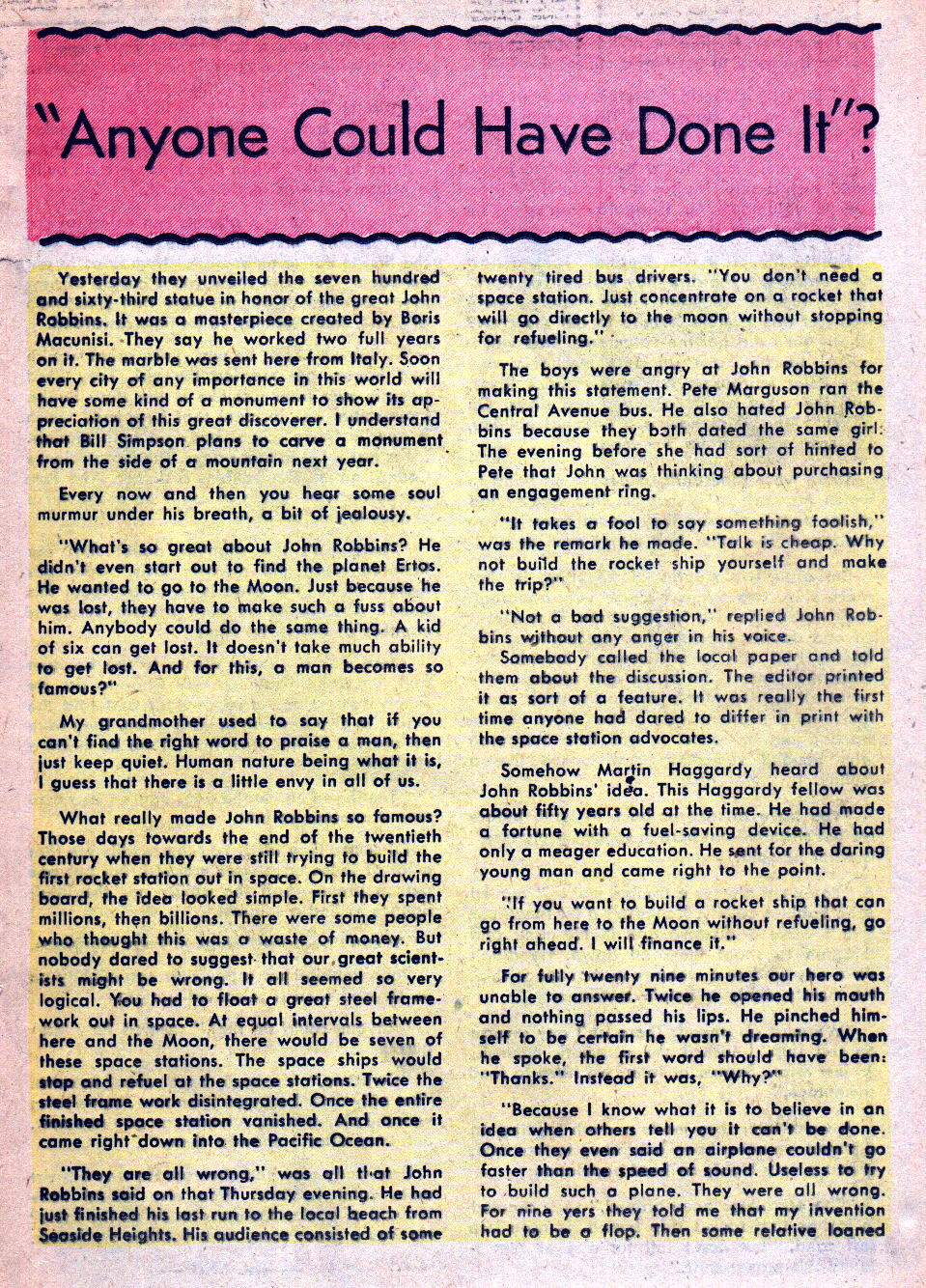 Space Adventures (1952) issue 21 - Page 17