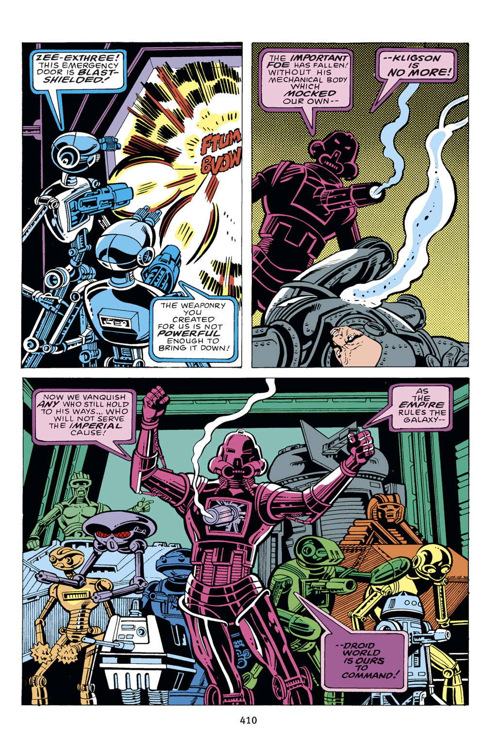 Read online Star Wars Omnibus comic -  Issue # Vol. 14 - 405