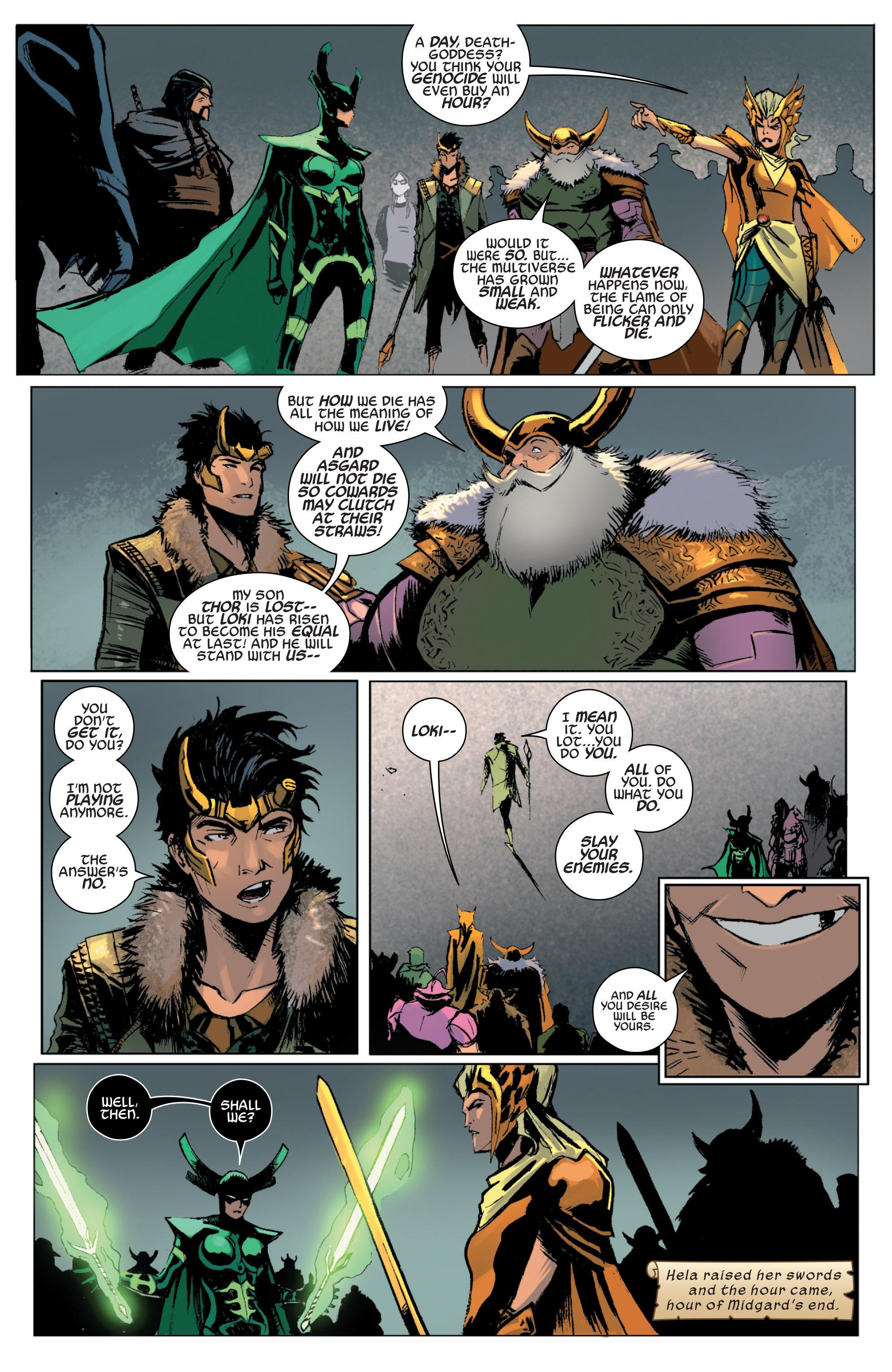 Read online Secret Wars: Last Days of the Marvel Universe comic -  Issue # TPB (Part 1) - 105