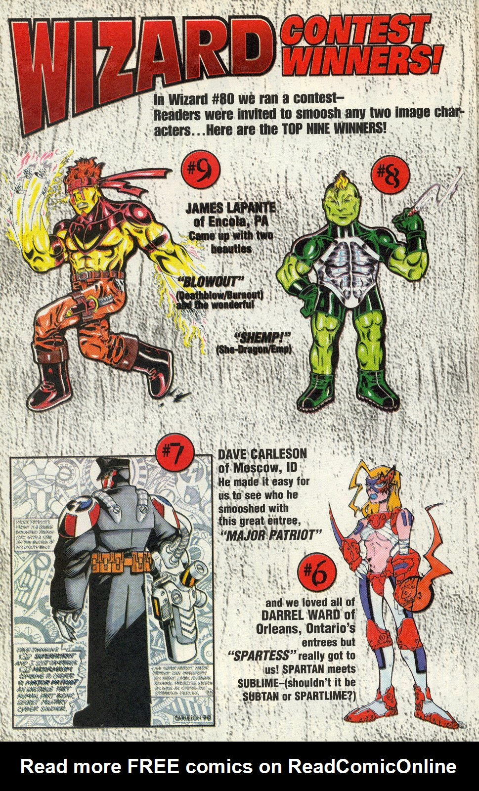 Read online Altered Image comic -  Issue #2 - 31