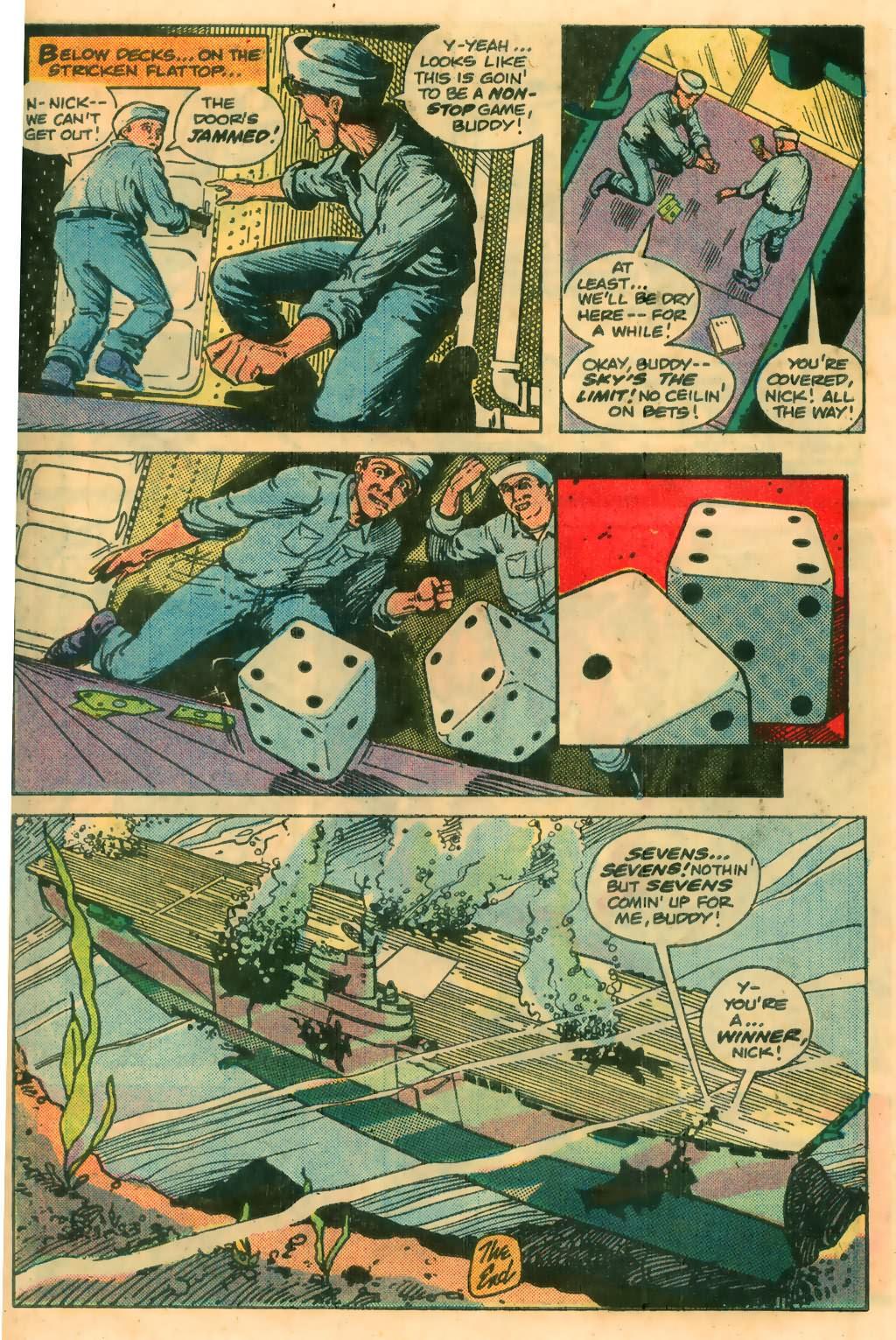 Read online Sgt. Rock comic -  Issue #374 - 21