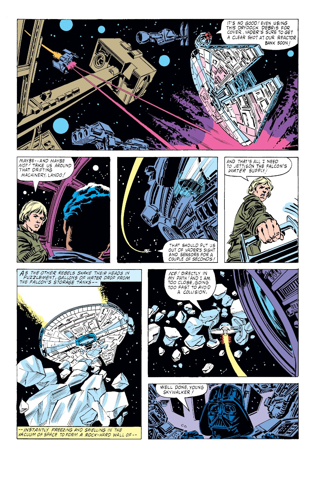 Read online Star Wars Legends: The Original Marvel Years - Epic Collection comic -  Issue # TPB 3 (Part 4) - 8